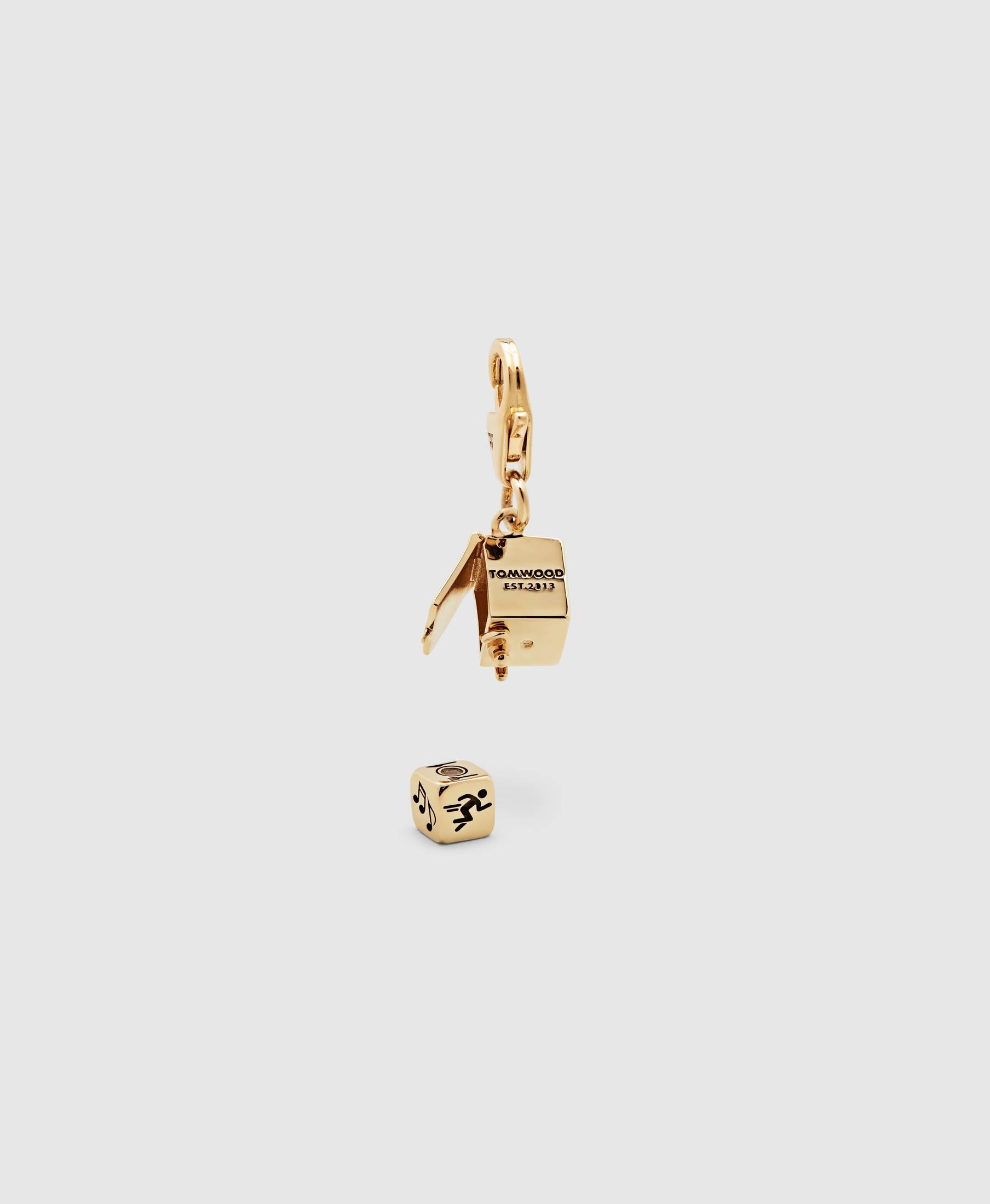 Box Charm Gold