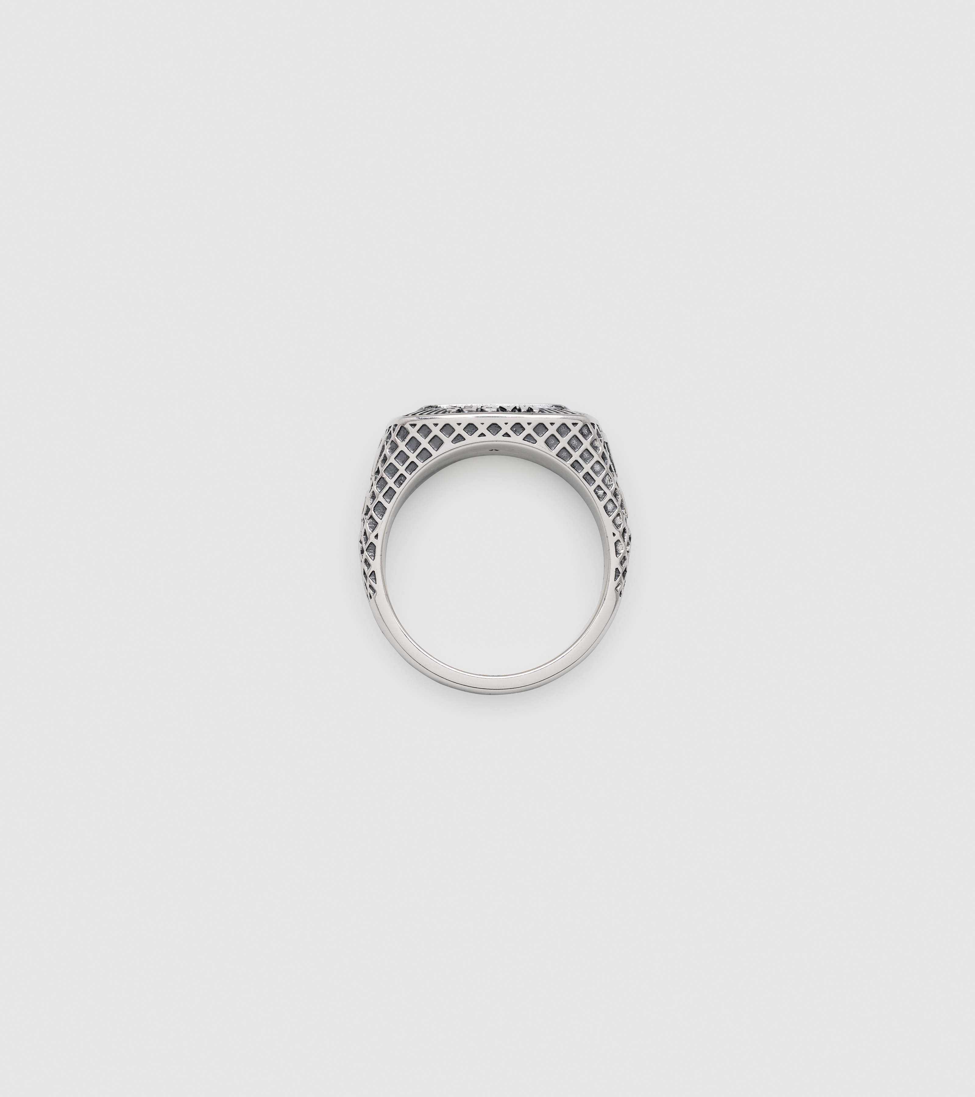 Champion Ring Crystal Eye