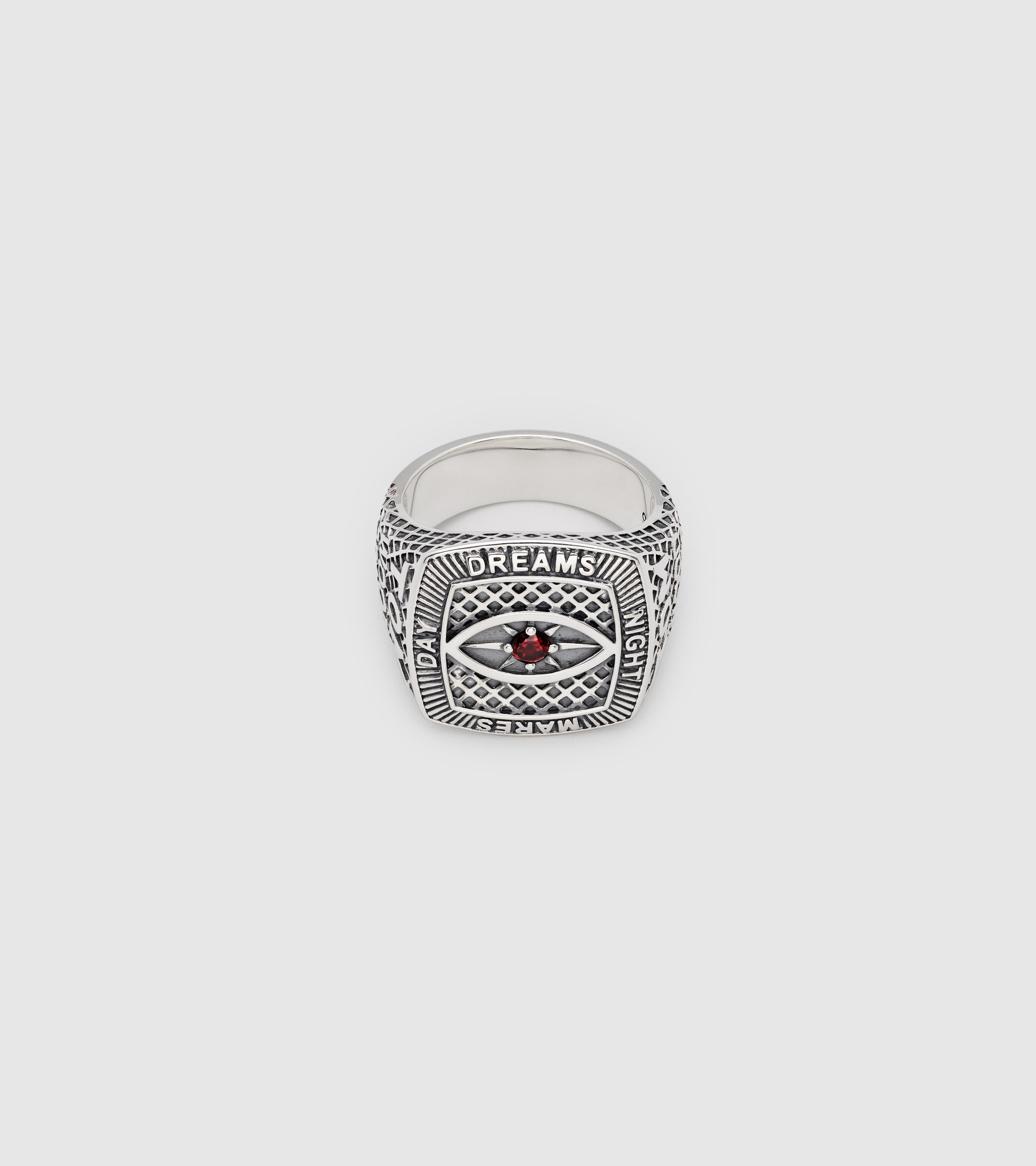 Champion Ring Red Eye