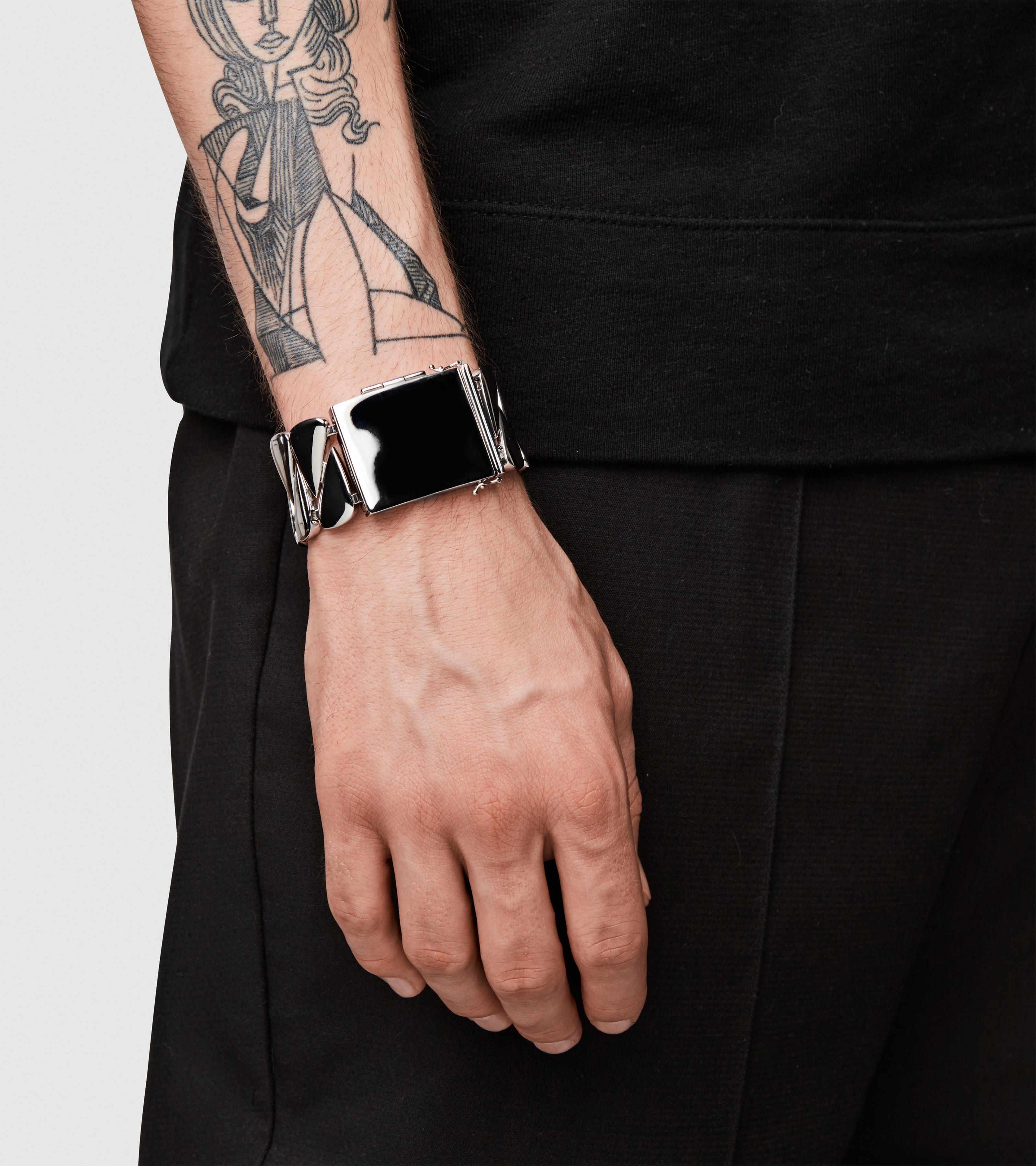 Chunky ID Bracelet