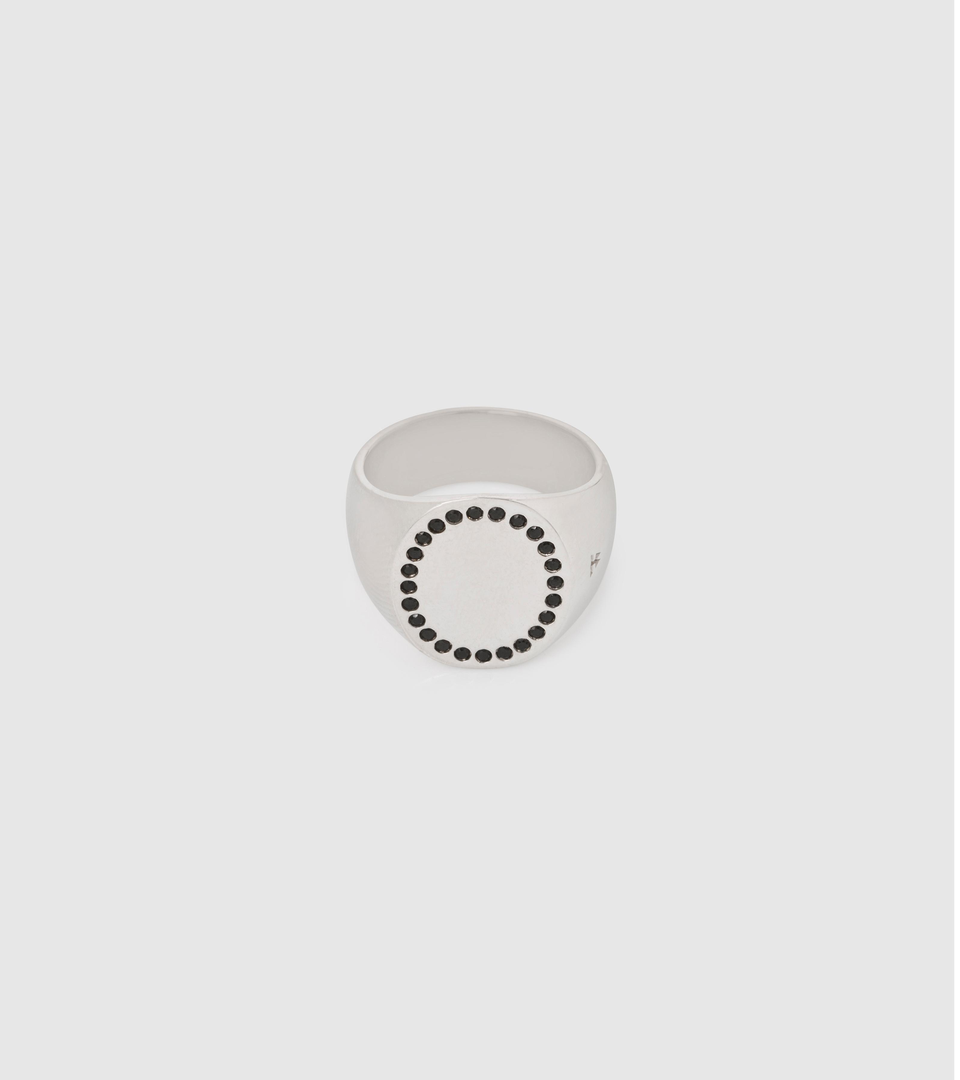 Circle Ring Spinel