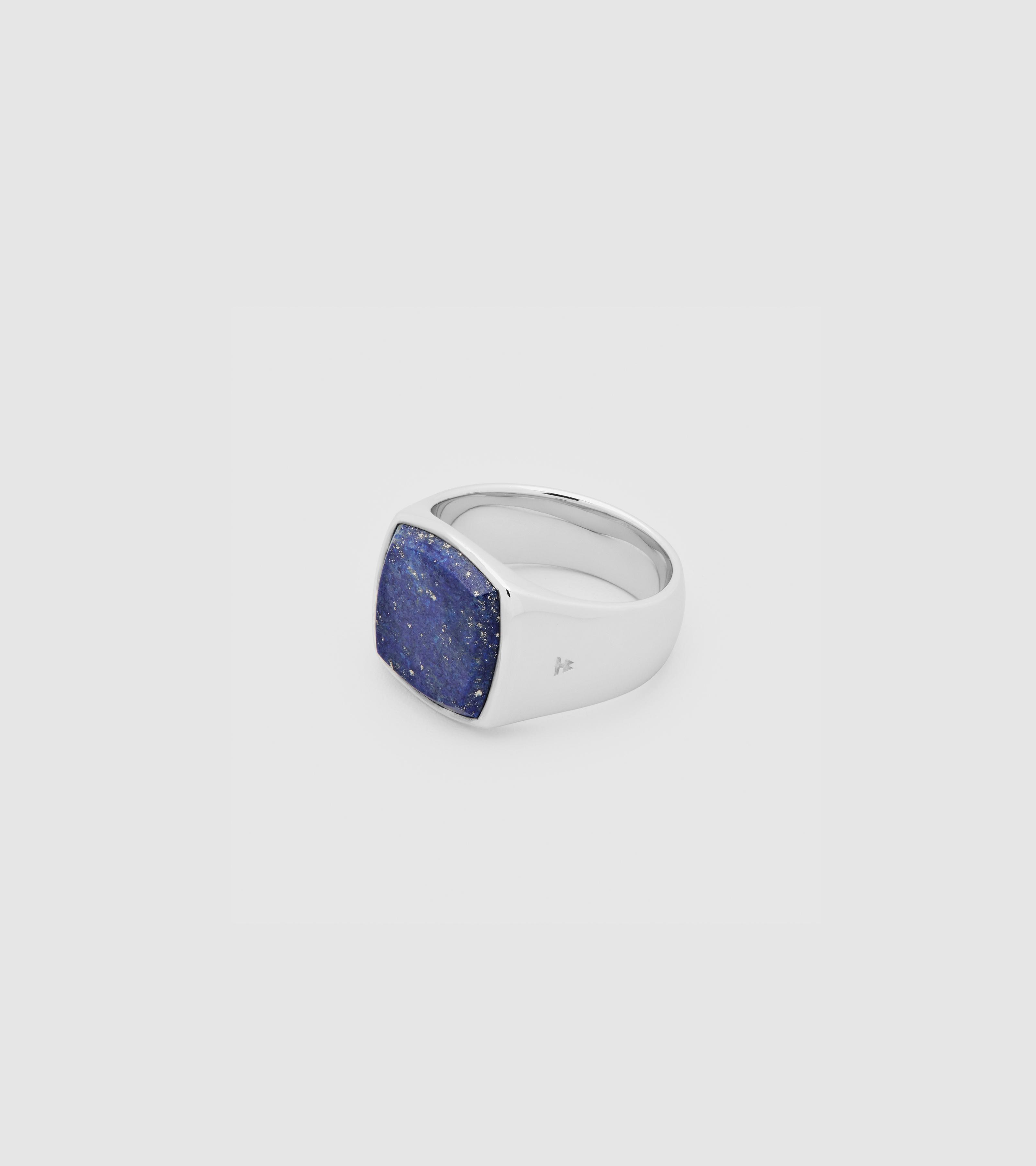 Cushion Blue Lapis