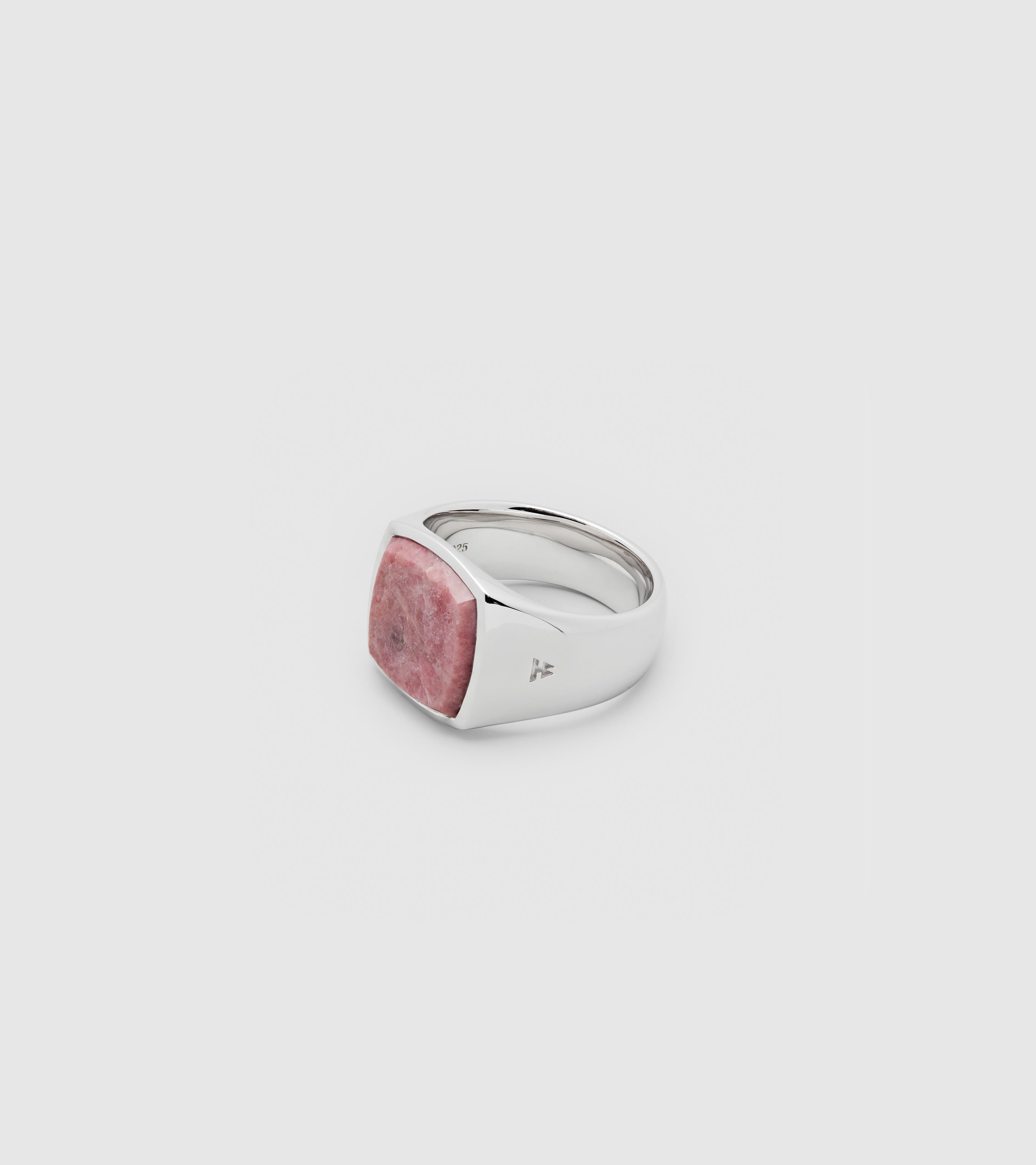 Cushion Pink Rhodonite