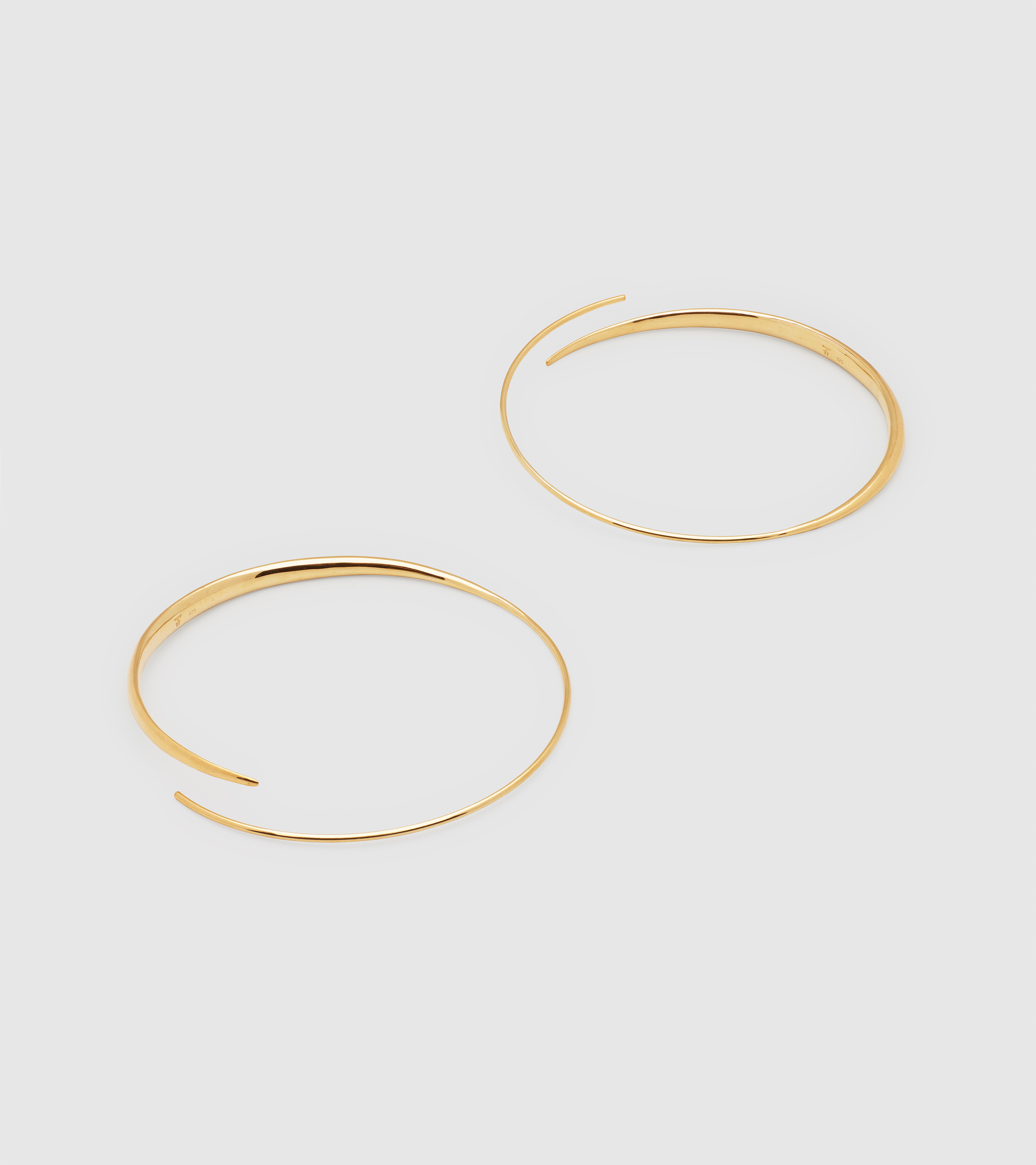 Ear Loops Gold Extra Large