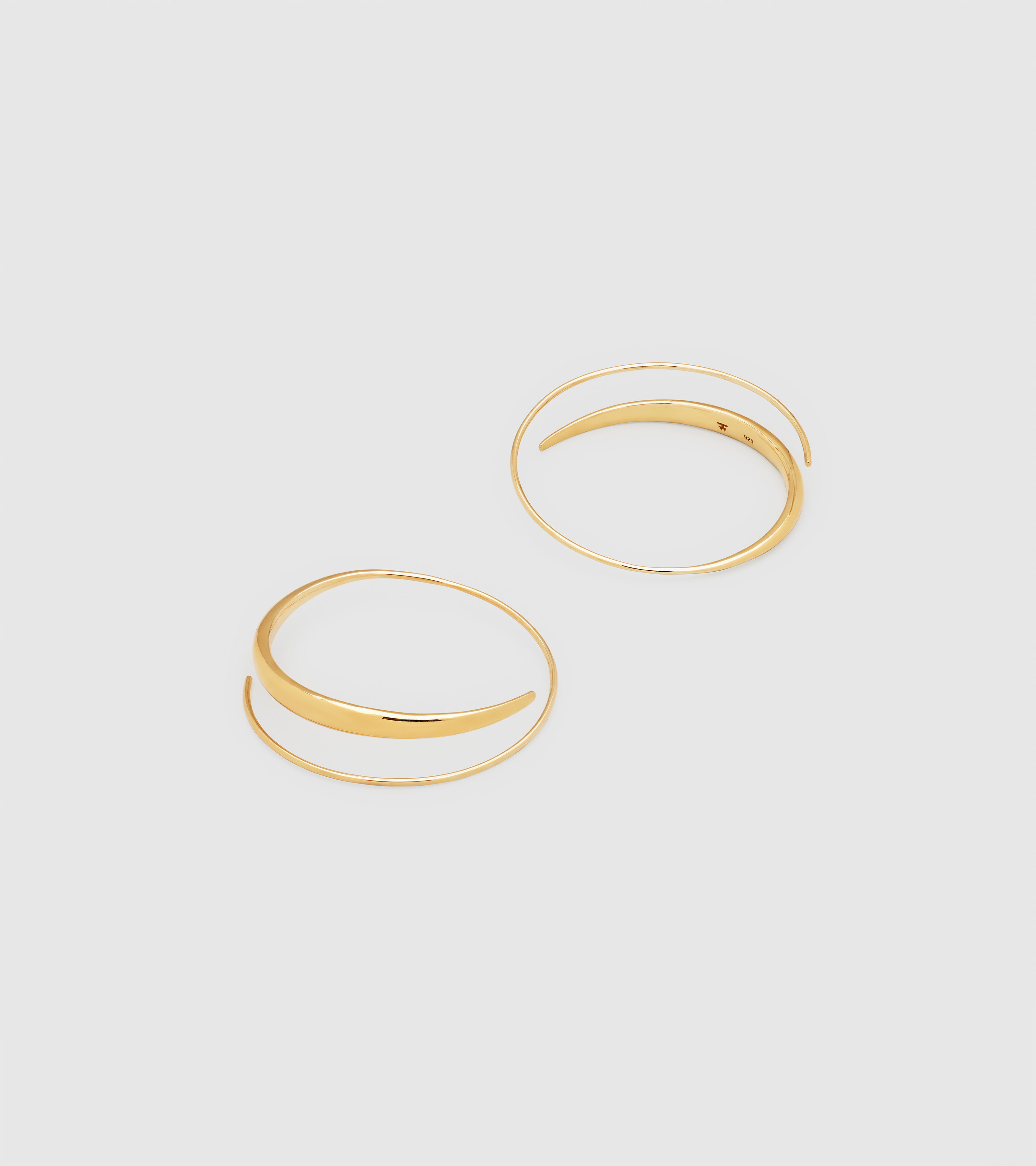 Ear Loops Gold Large
