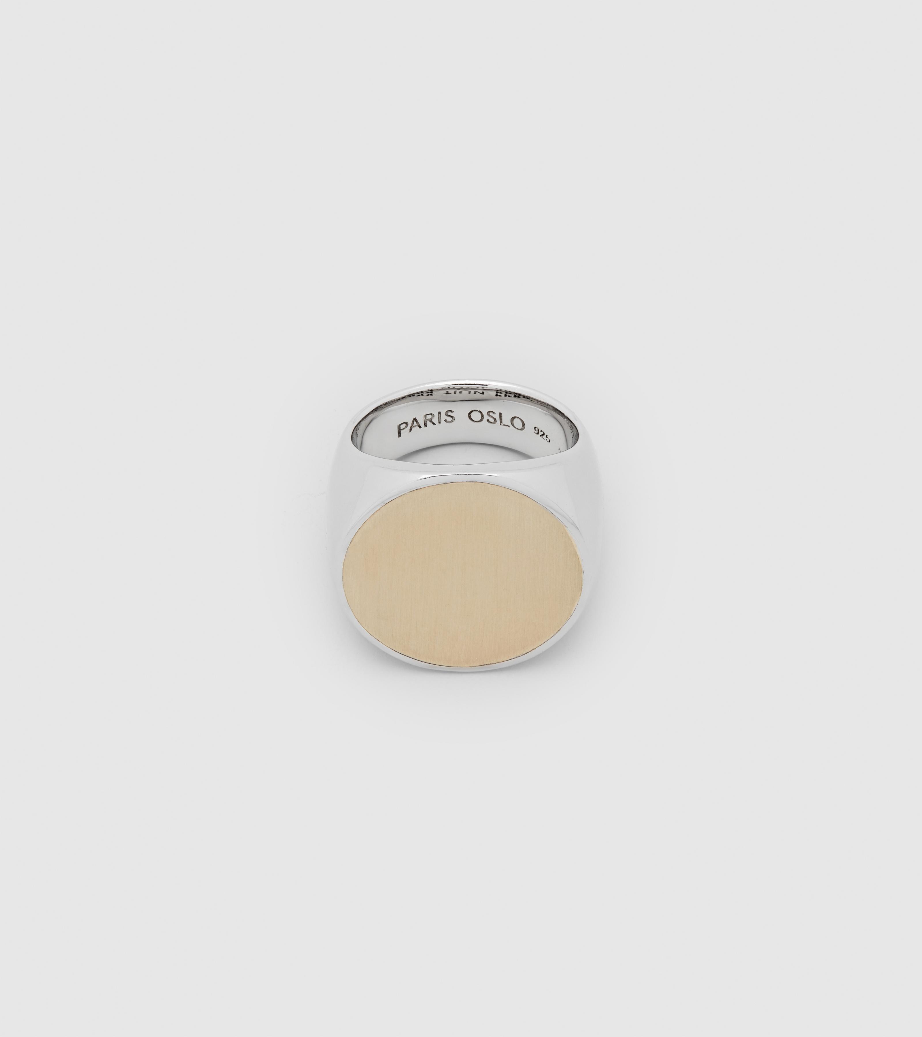 Gold Top Circle