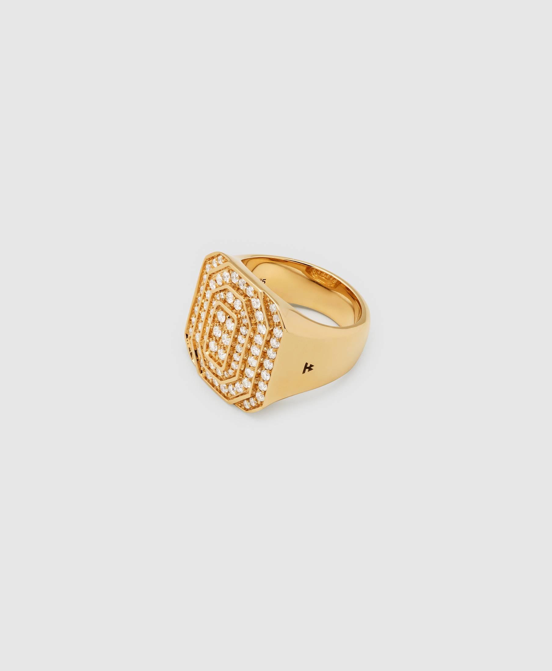 King Ring Diamond