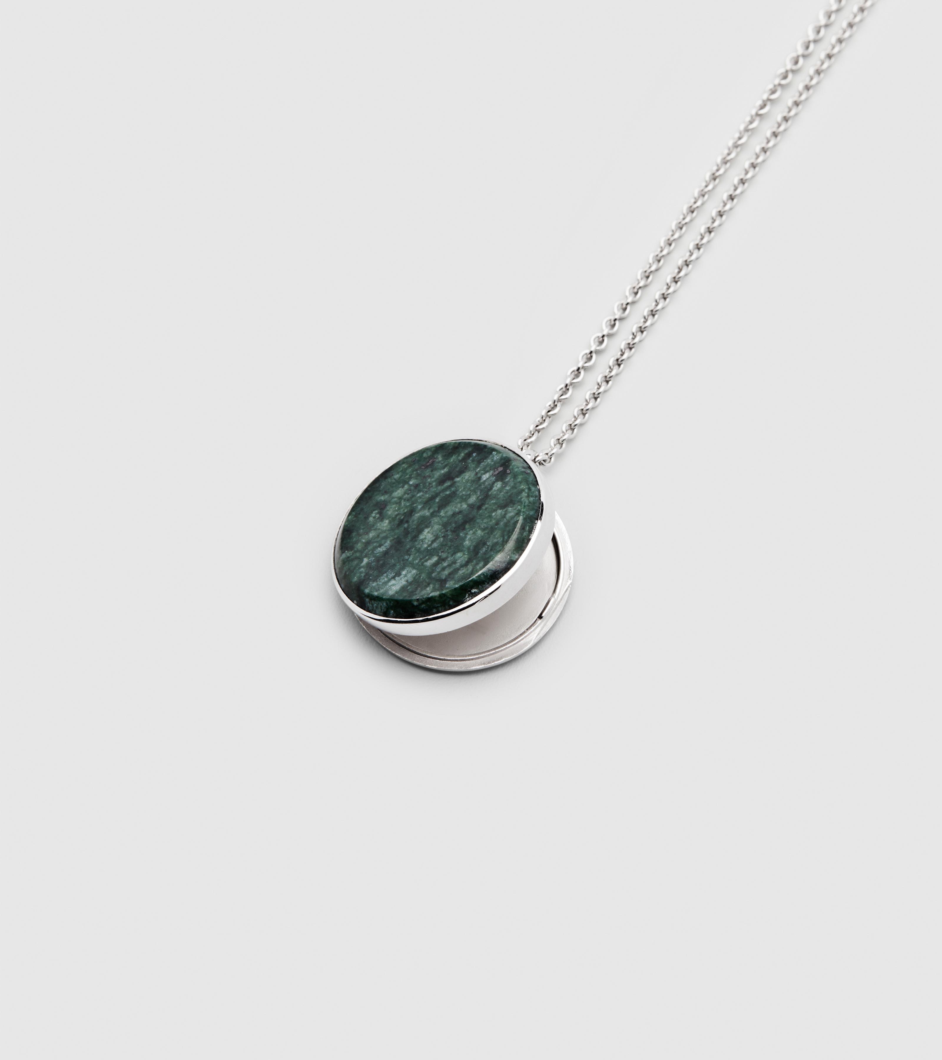 Medallion Green Marble