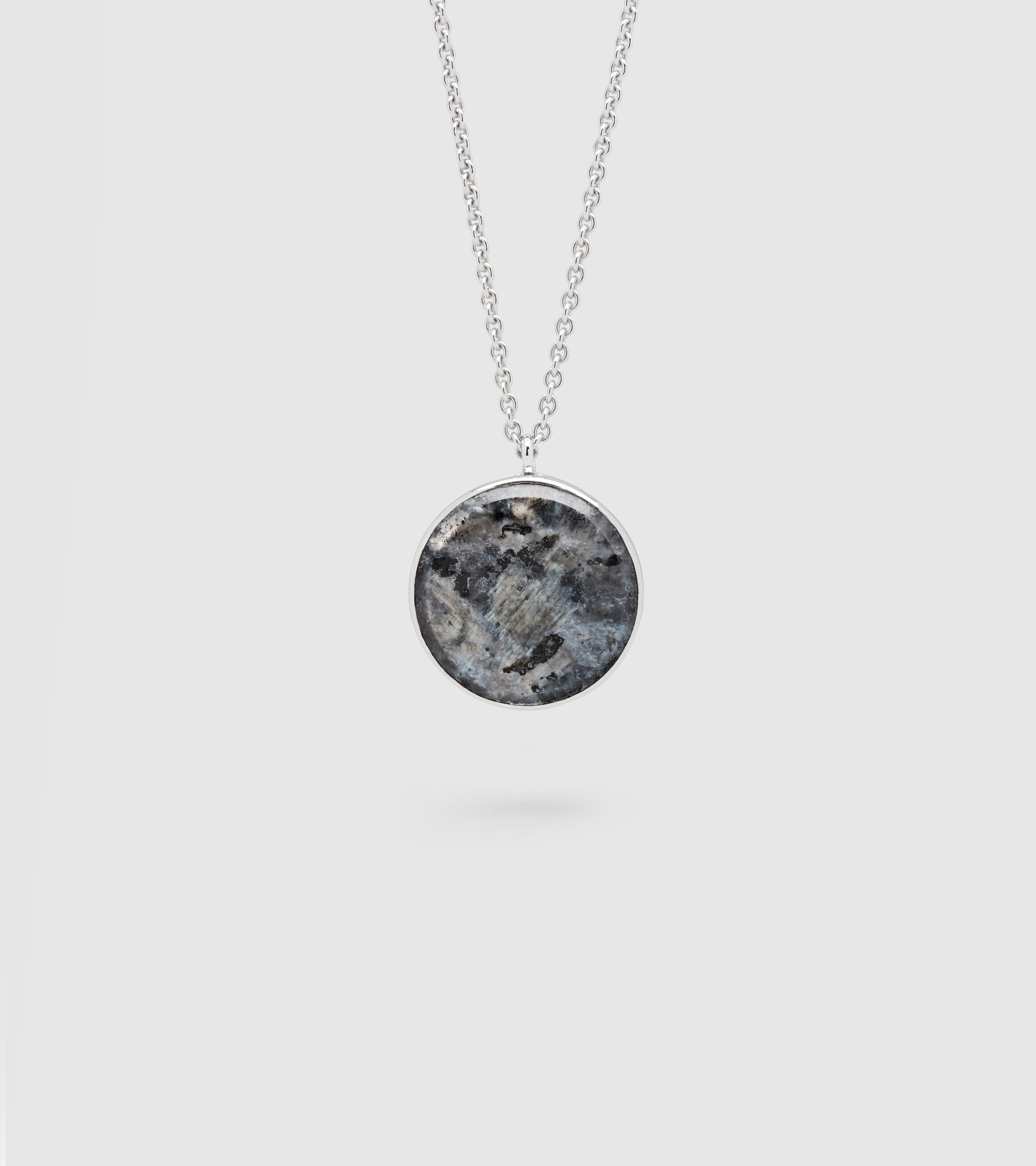 Medallion Larvikite