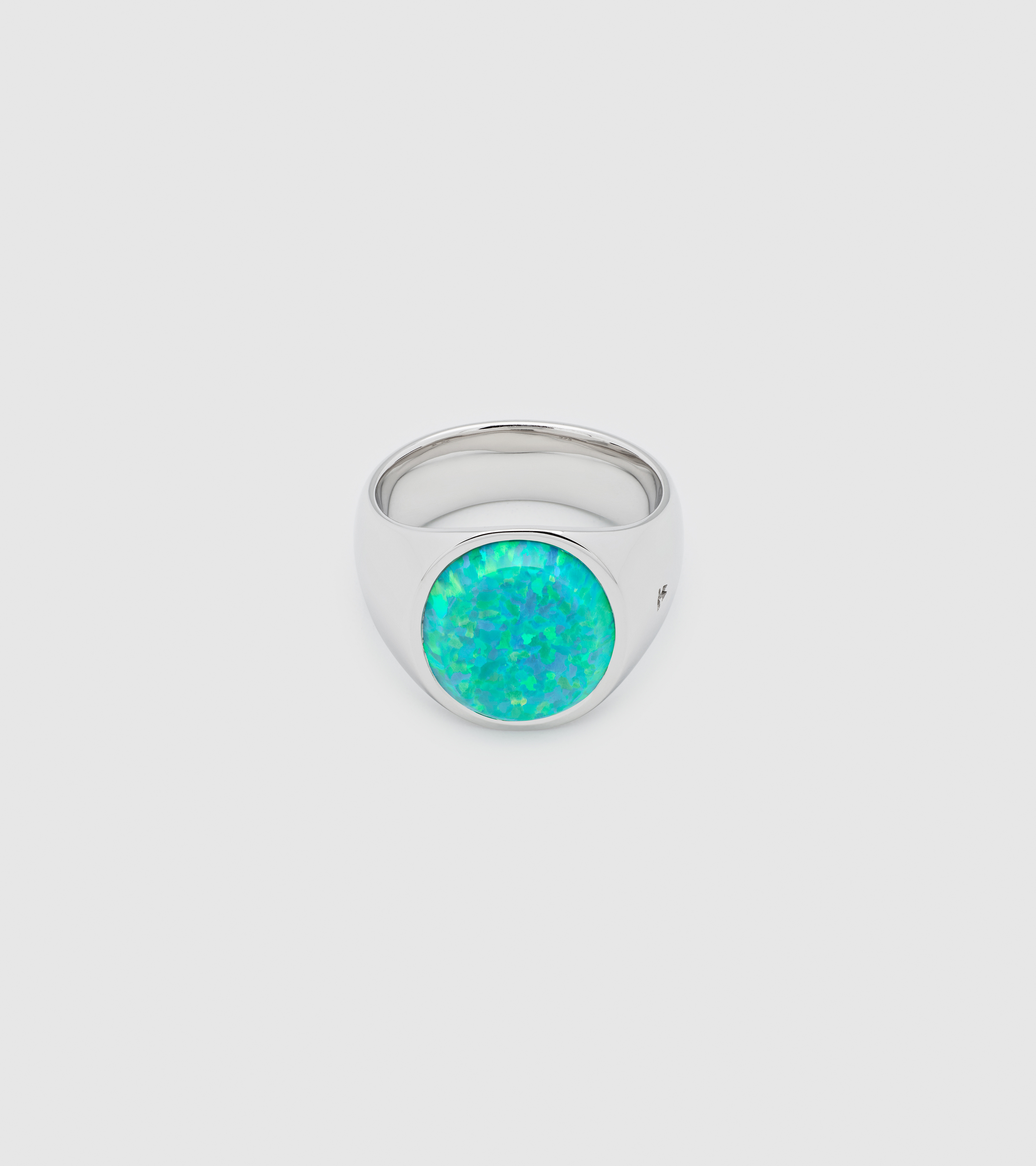 Oval Candy Opal