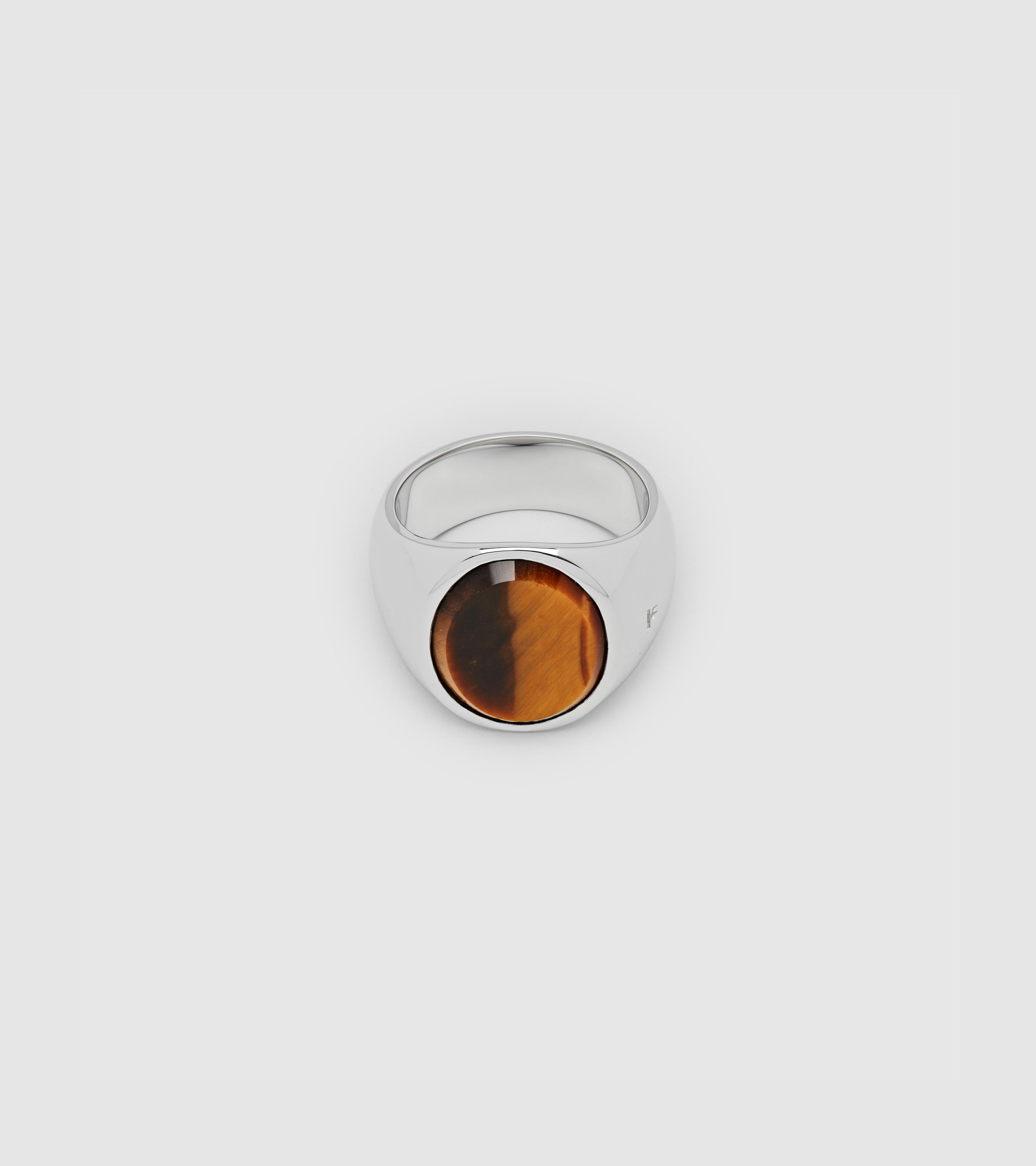 Oval Tiger Eye