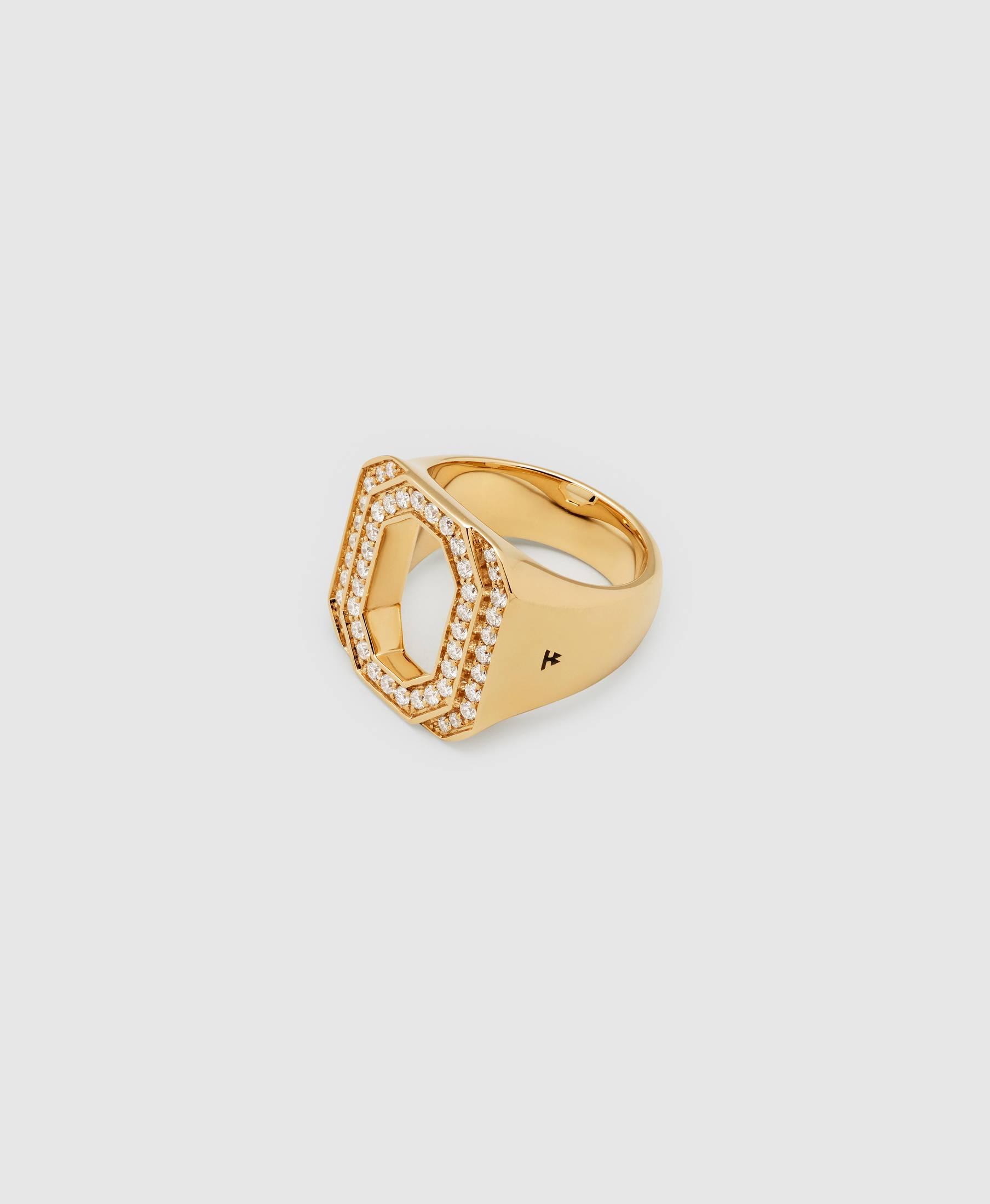 Queen Ring Diamond