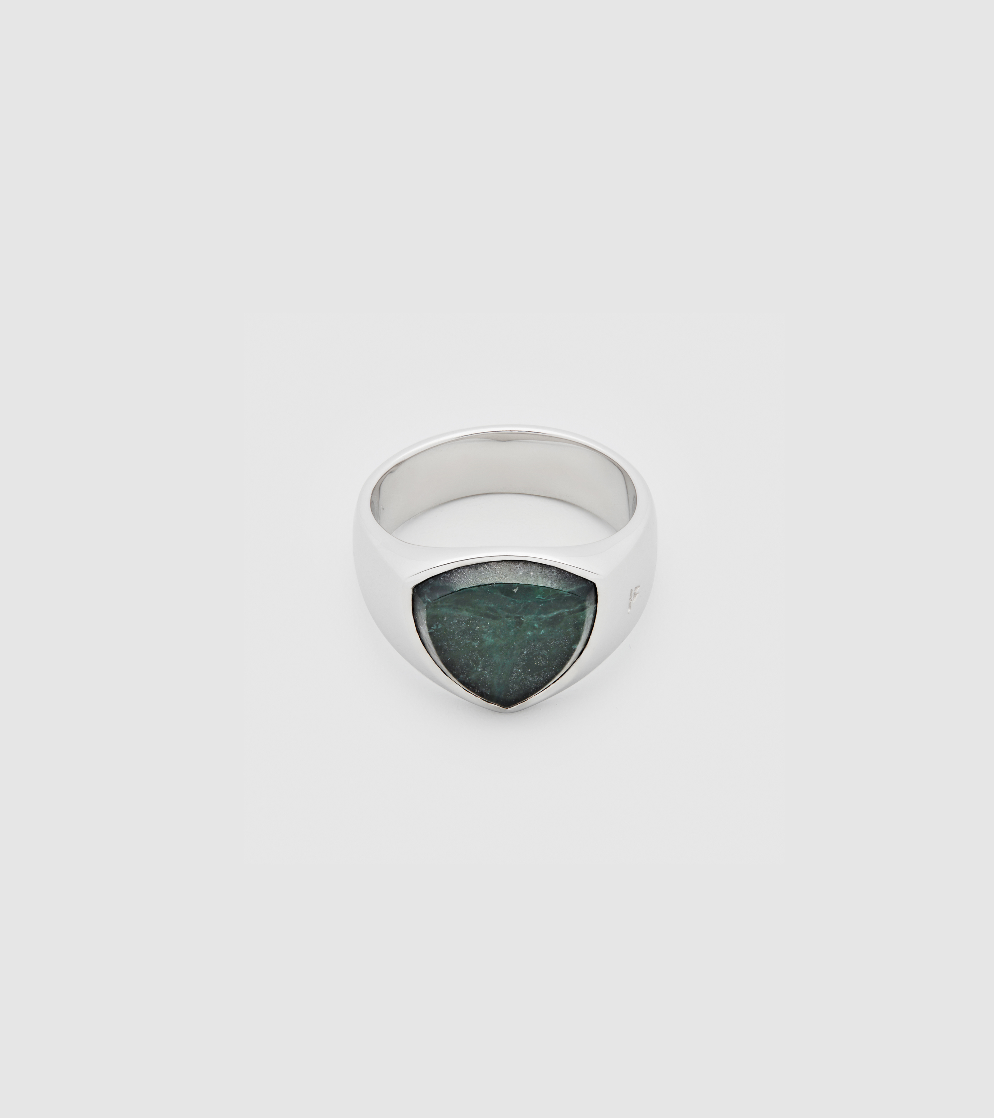 Shield Green Marble