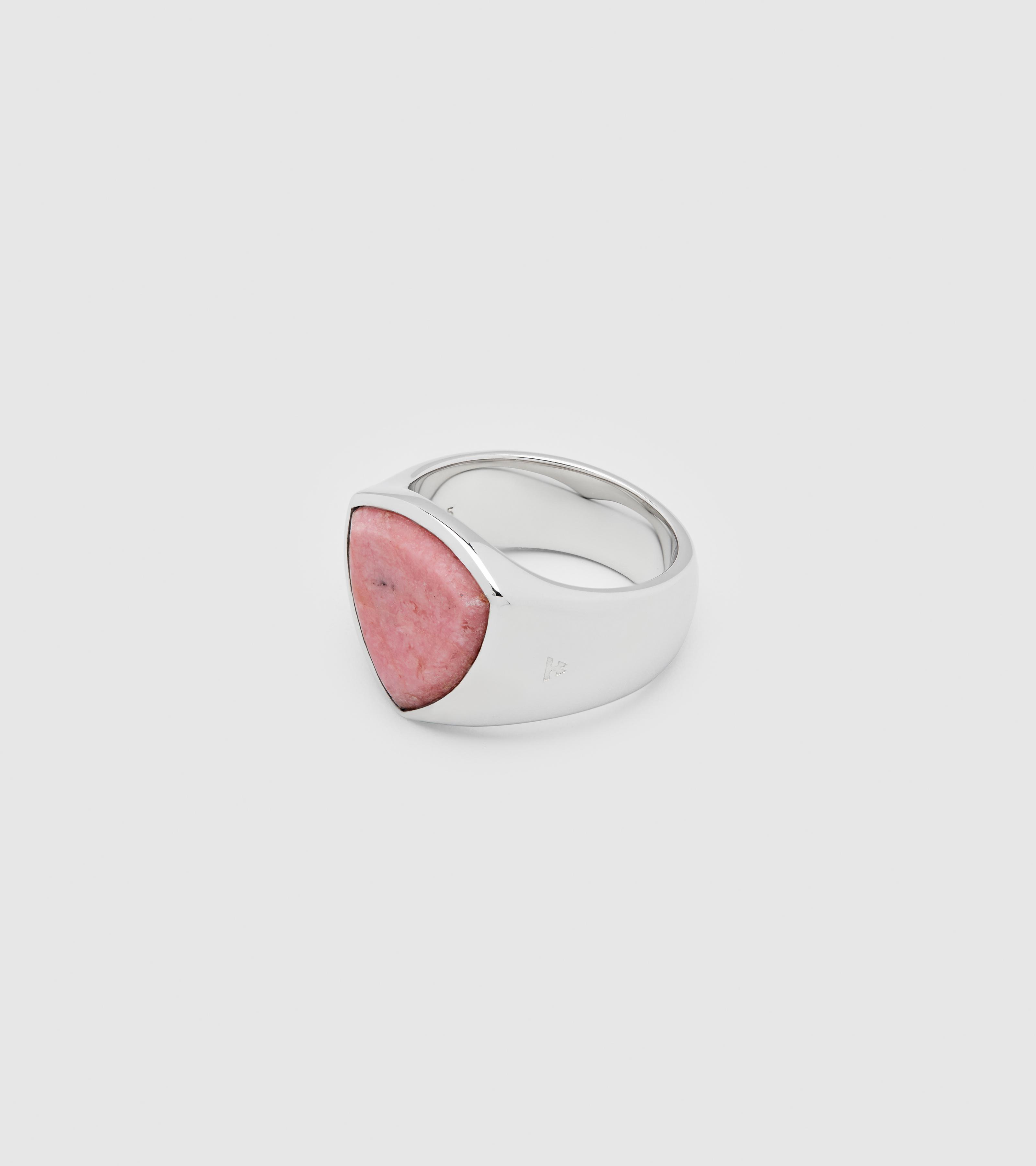 Shield Pink Rhodonite