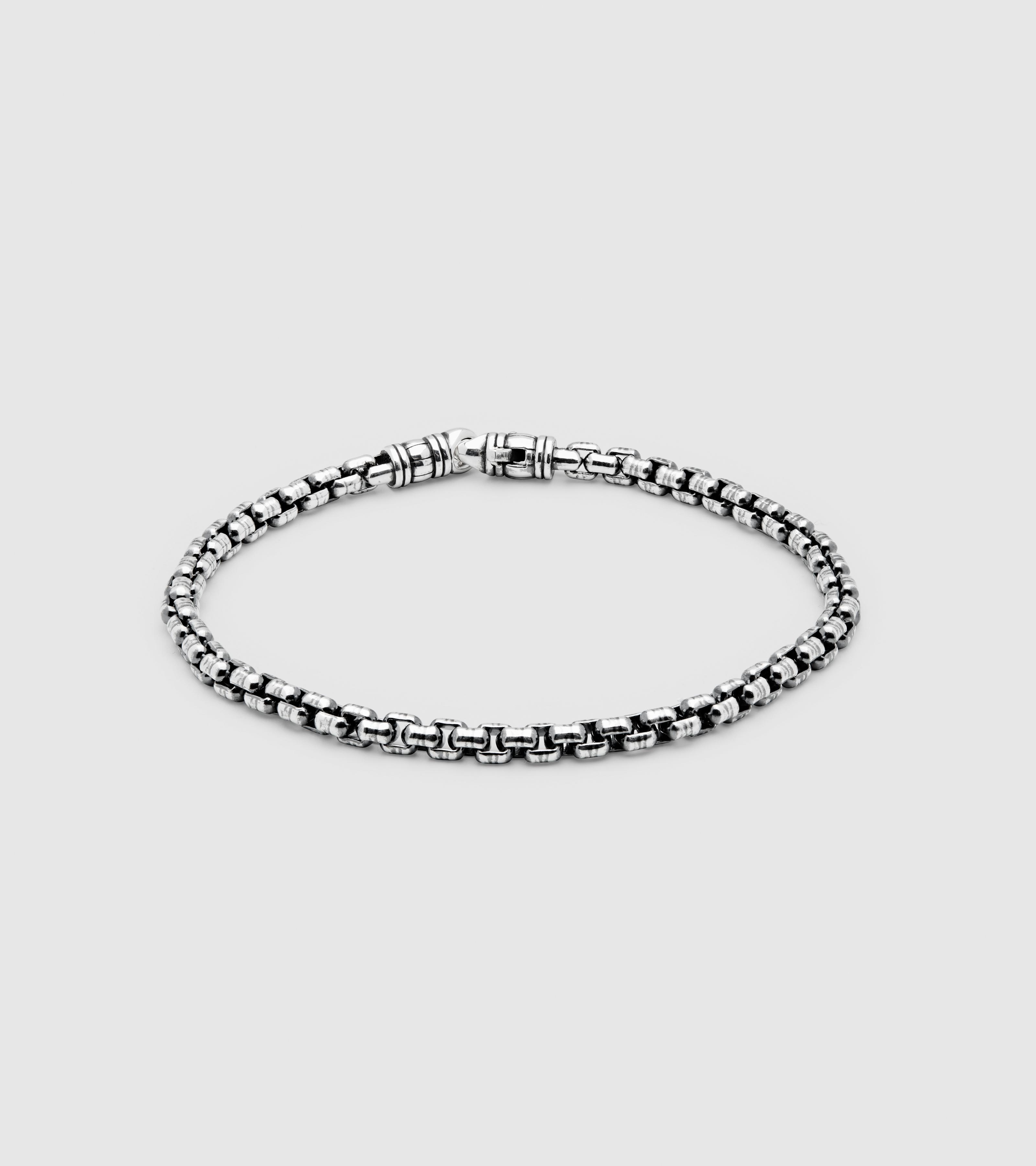Venetian Bracelet Single L Black