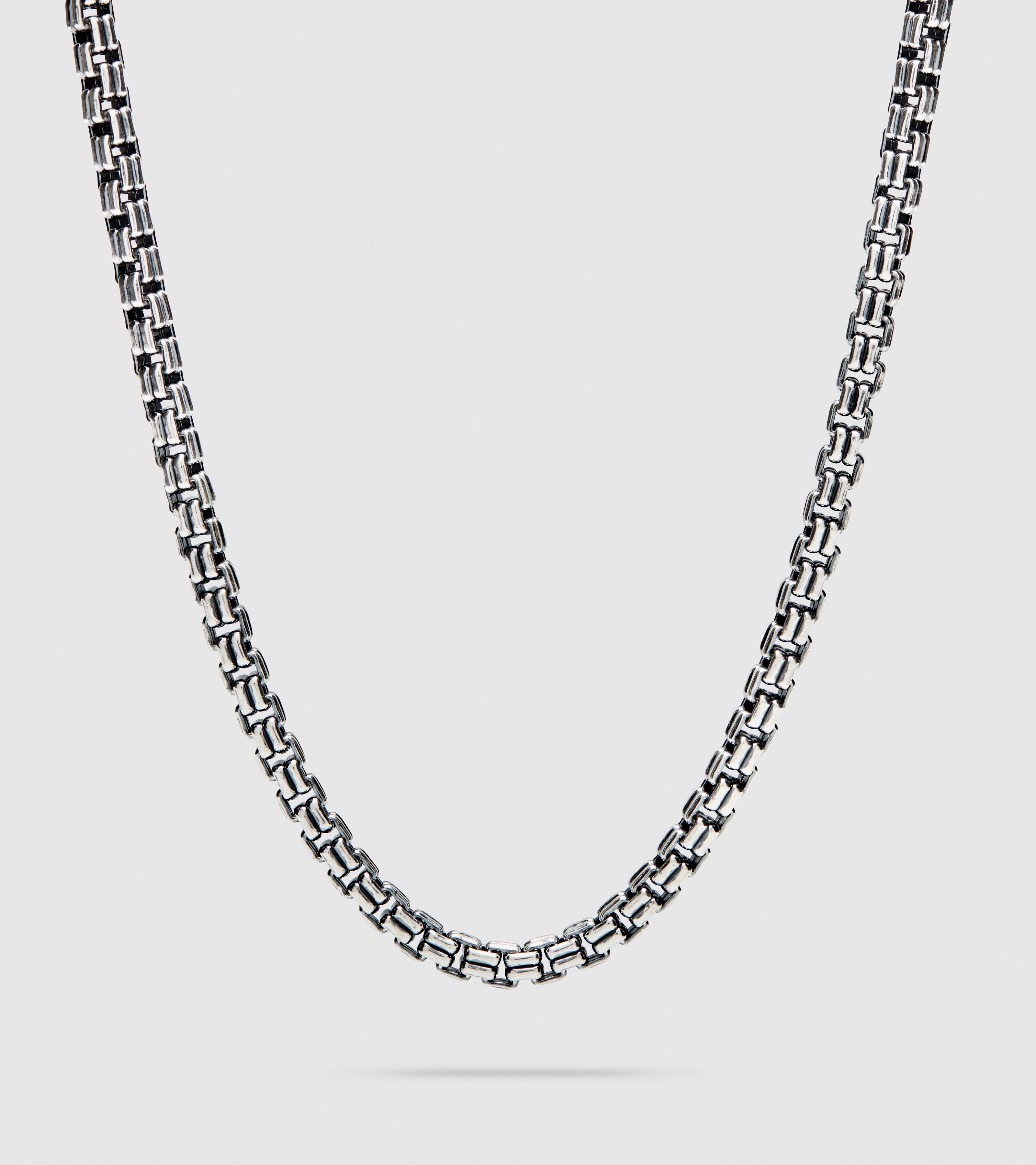 Venetian Chain Double L