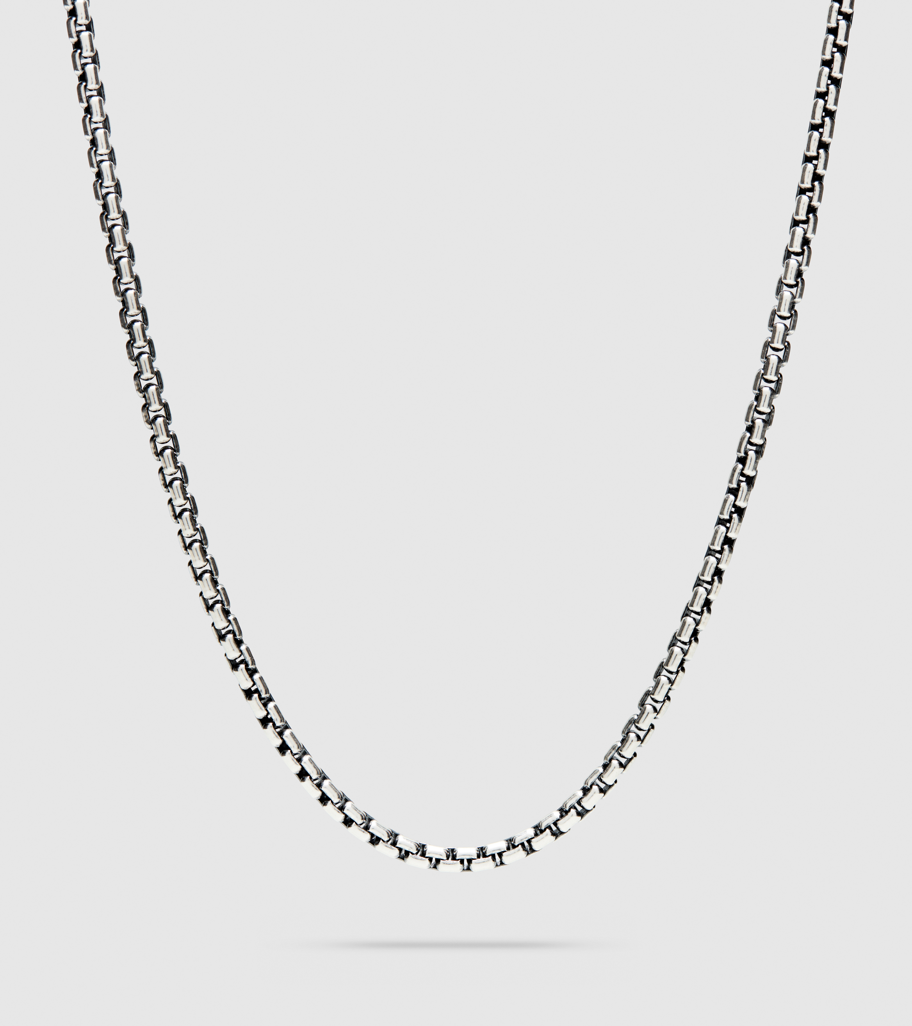 Venetian Chain Single L Black