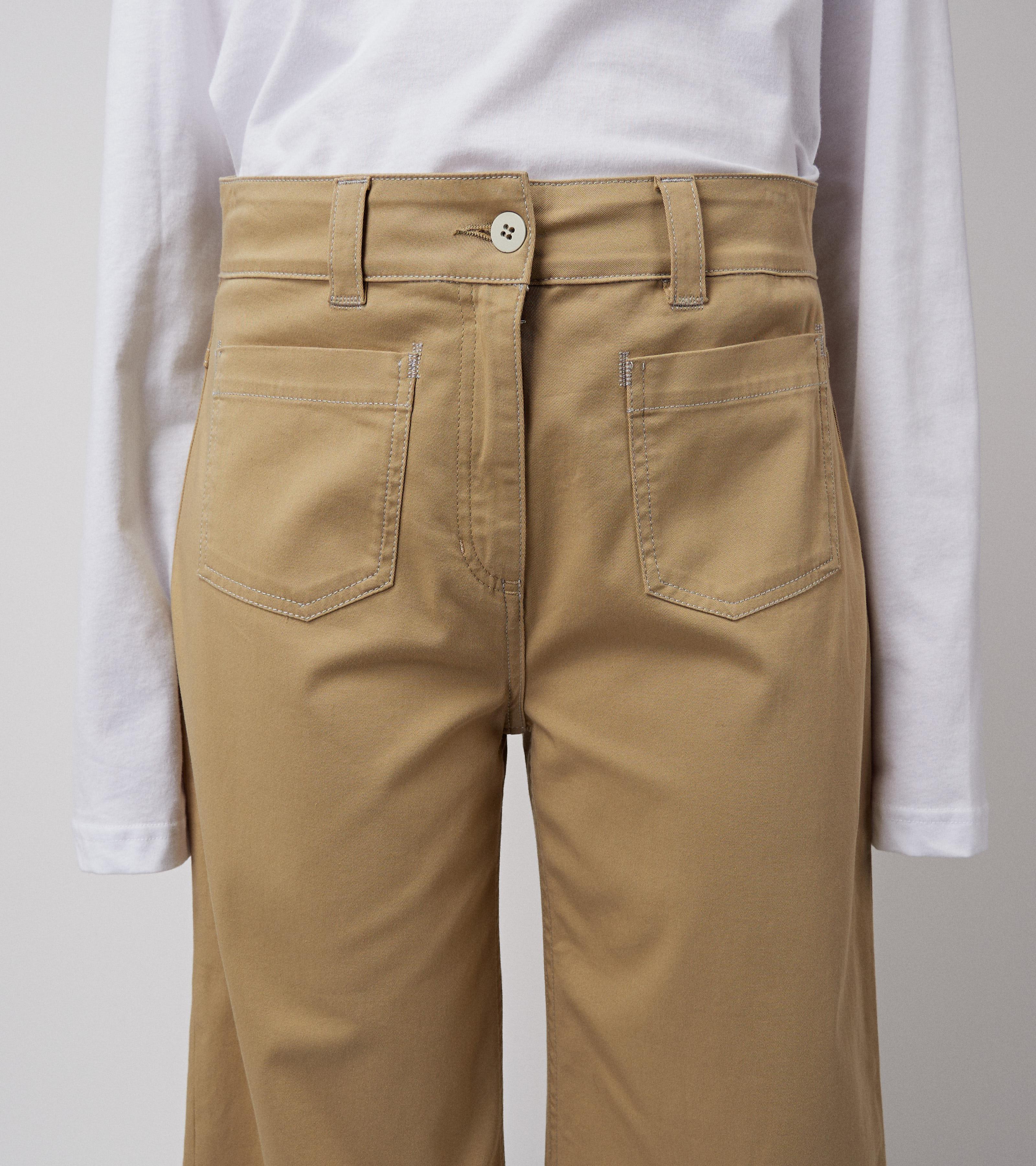 Ada Sailor Pants Desert Beige