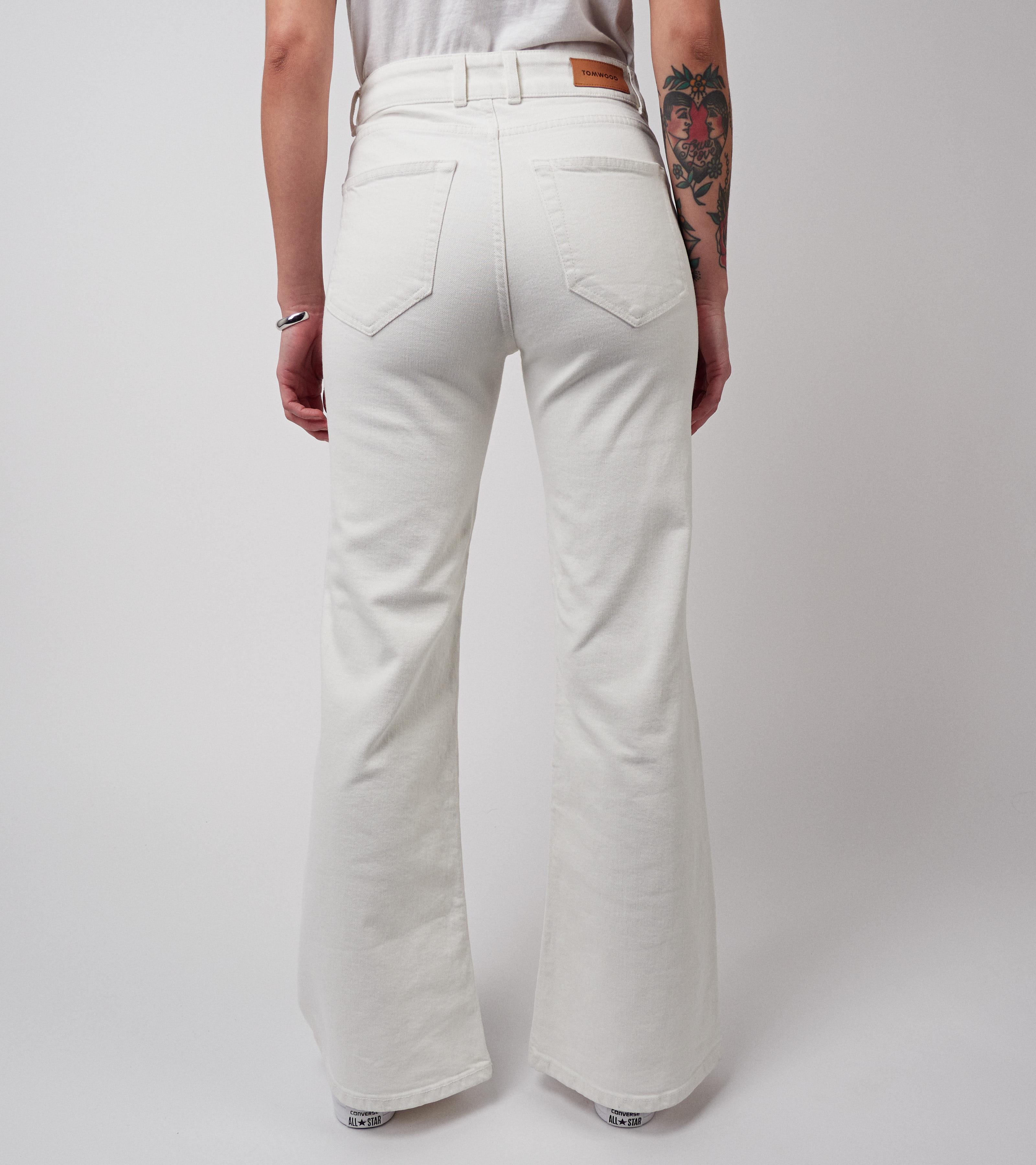 Flare Vintage White