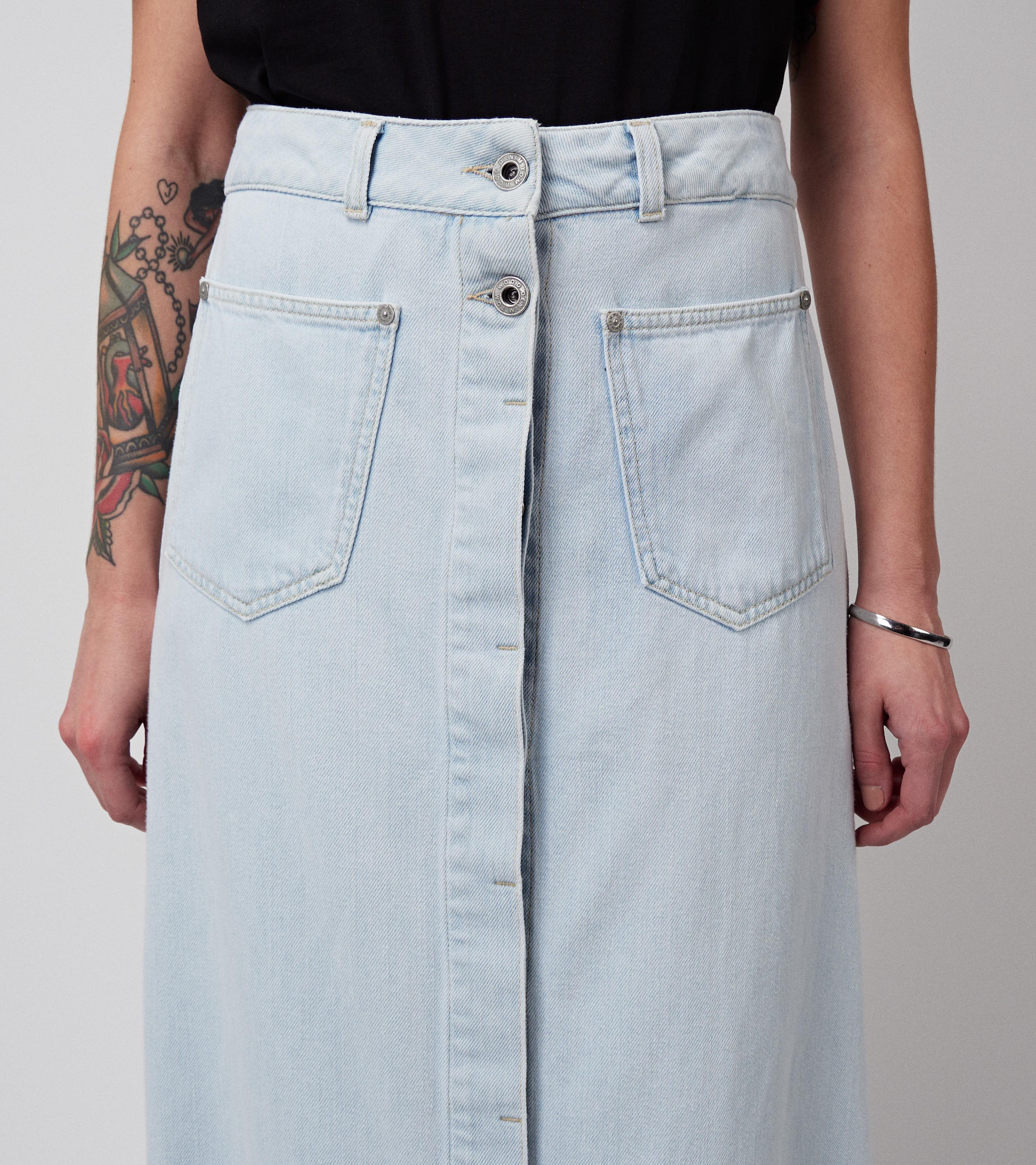 Mimmi Skirt Sky Blue
