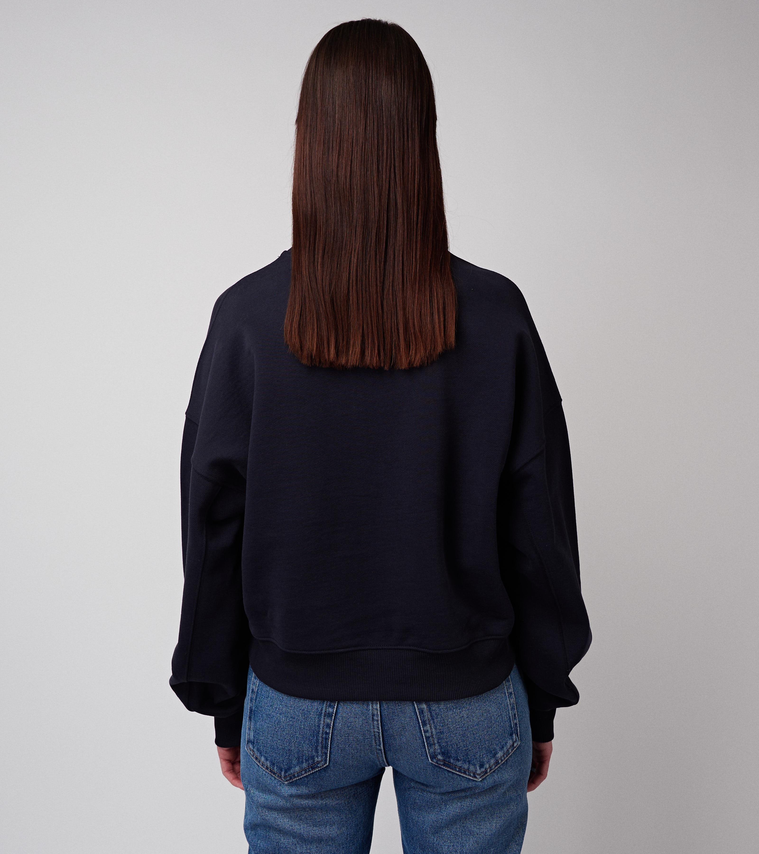 Mira Beach Sweater Pistol Black