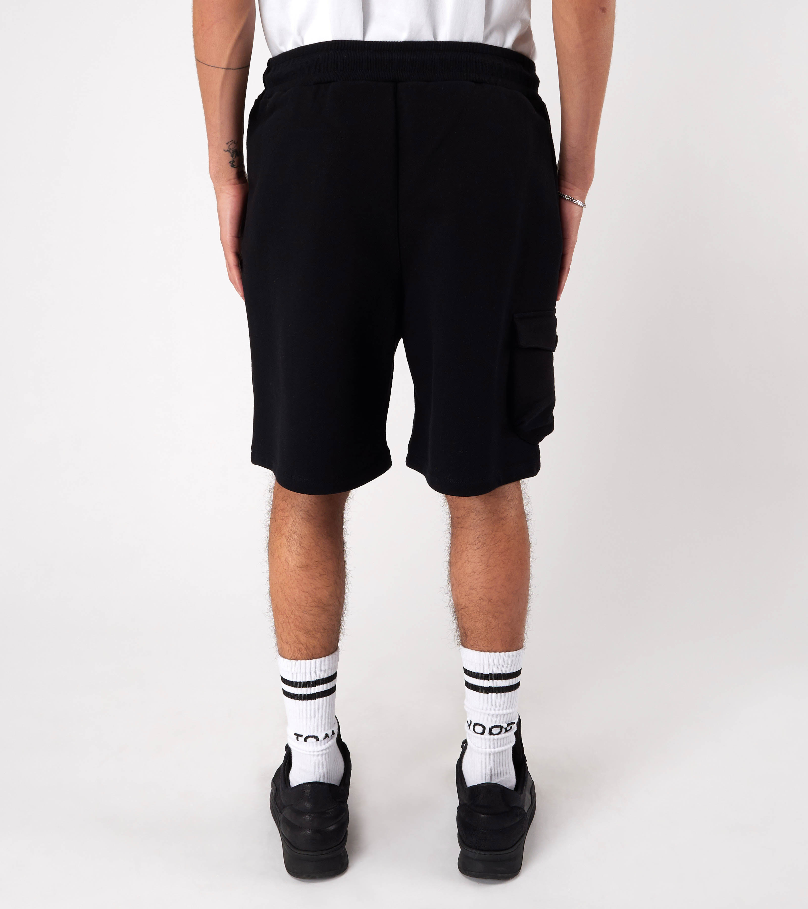 Neal Shorts Pistol Black