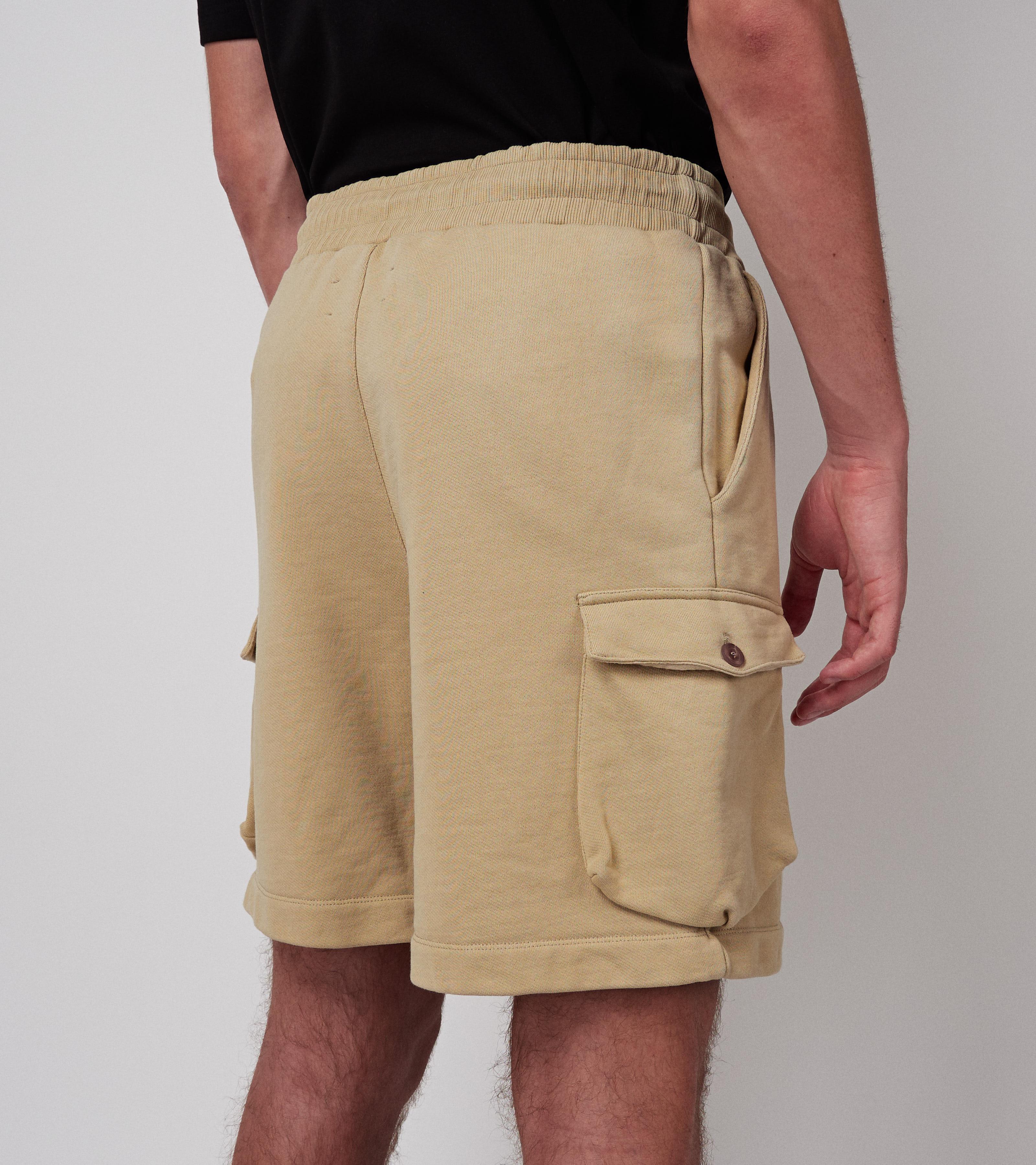 Neal Shorts Desert Beige