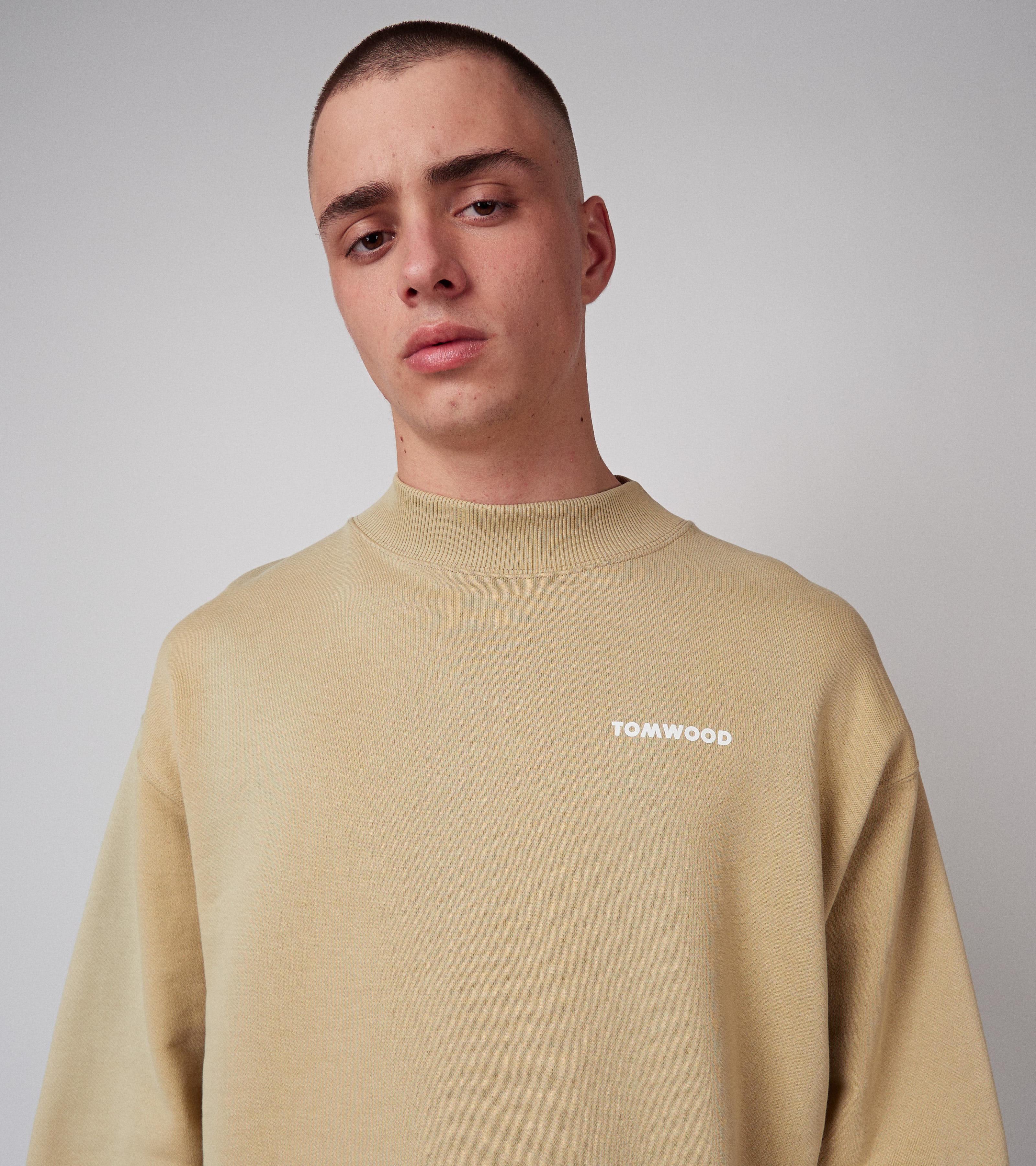 Neal Sweater Desert Beige