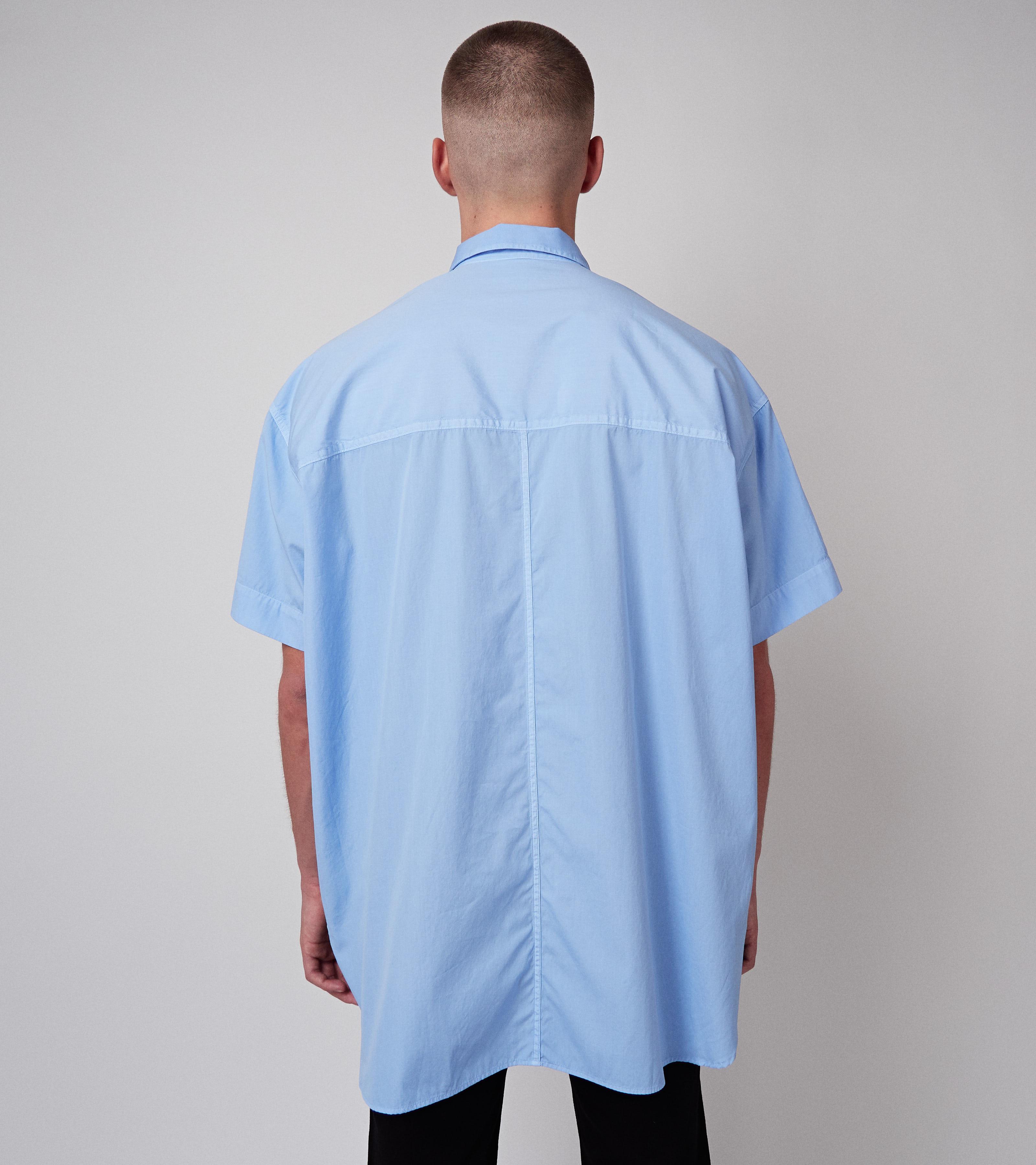 Sonny Shirt Dust Blue