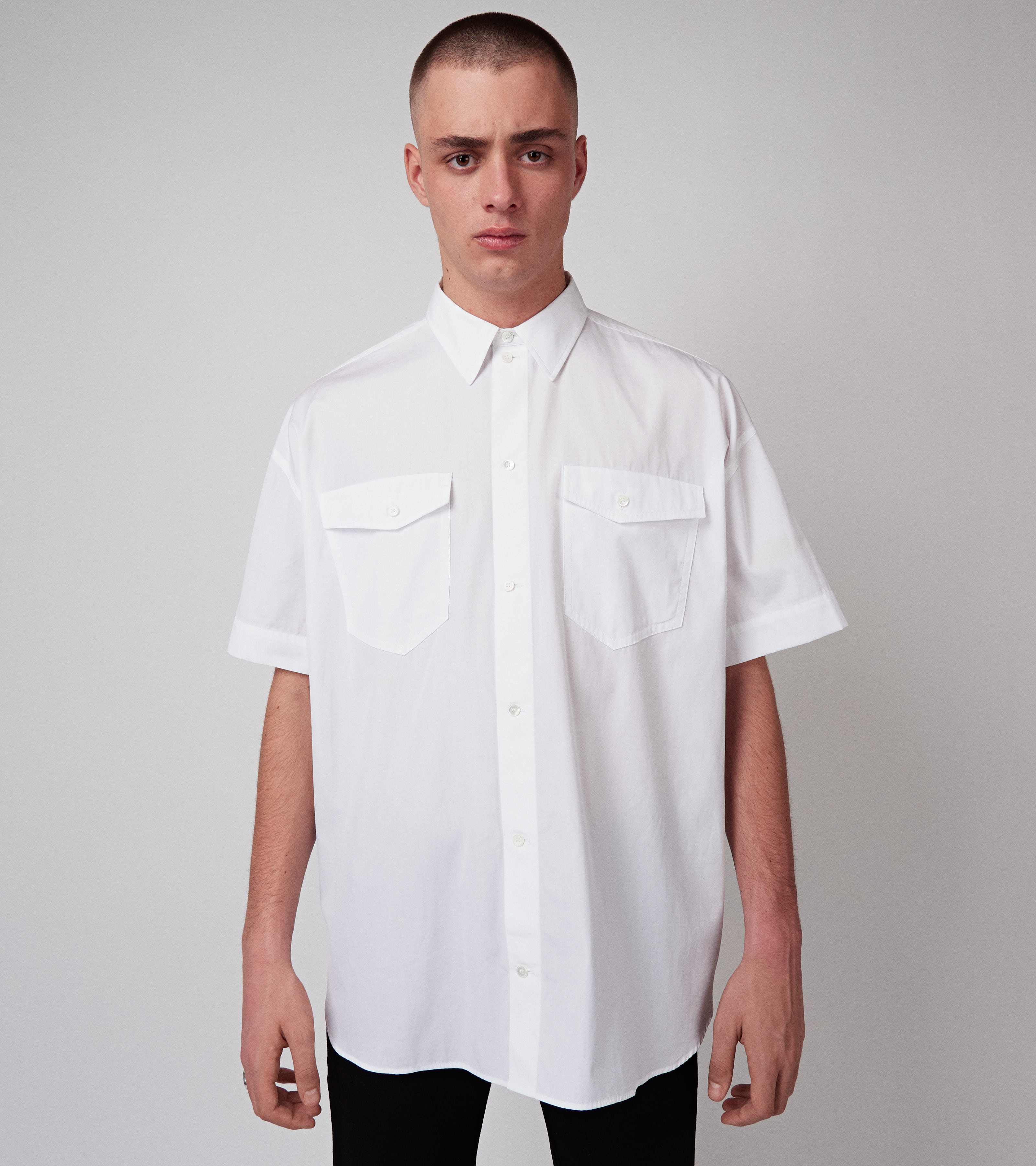 Sonny Shirt Virgin White