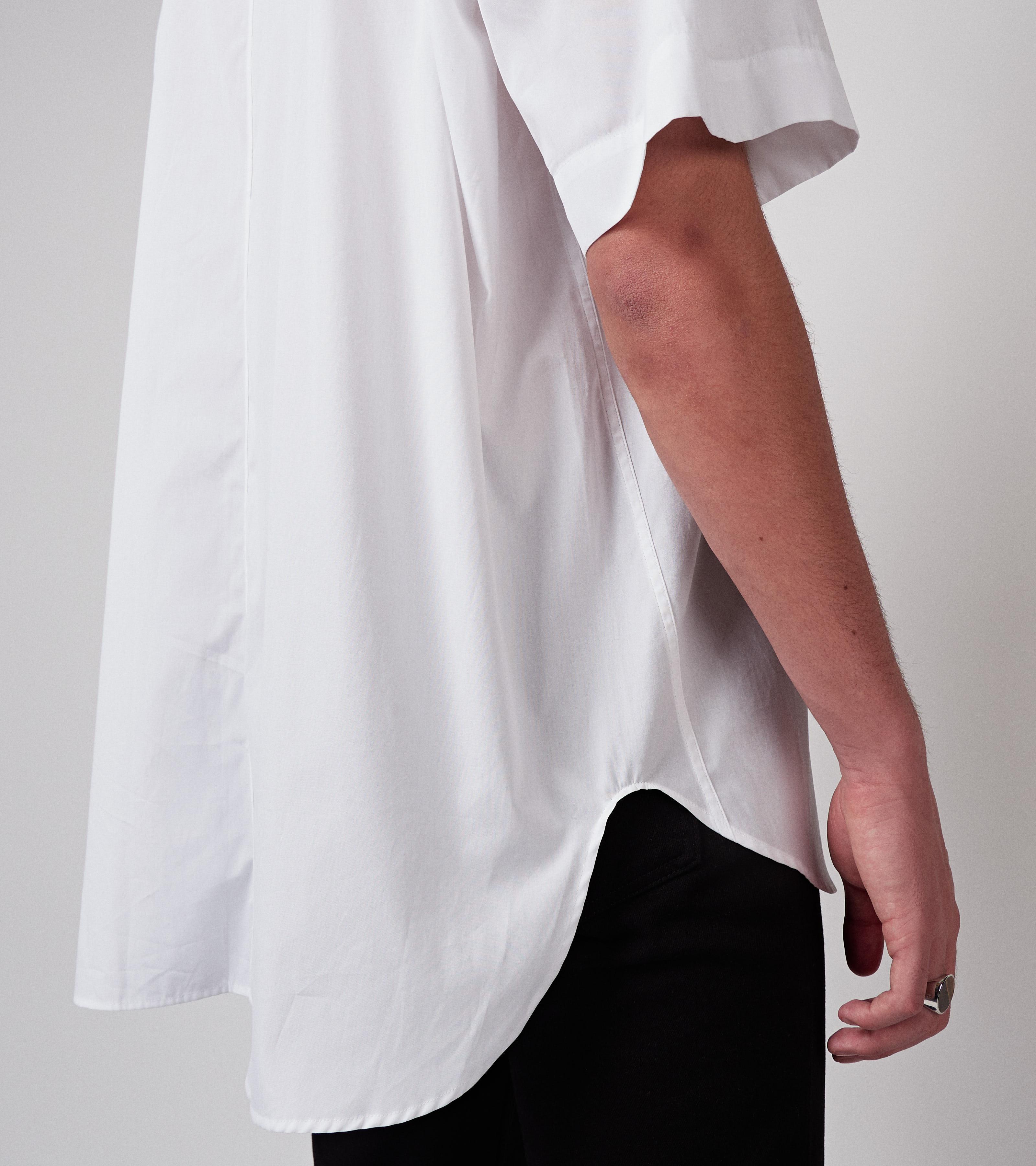 Sonny Shirt Virgin White