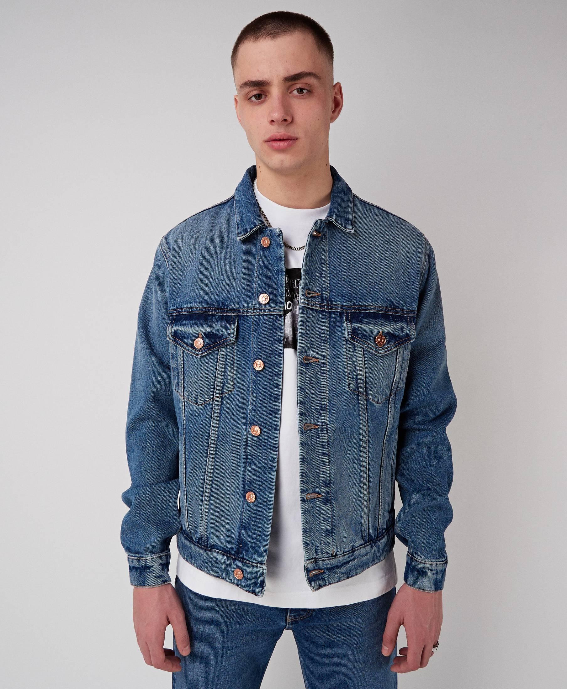 Trucker Jacket Nice Blue