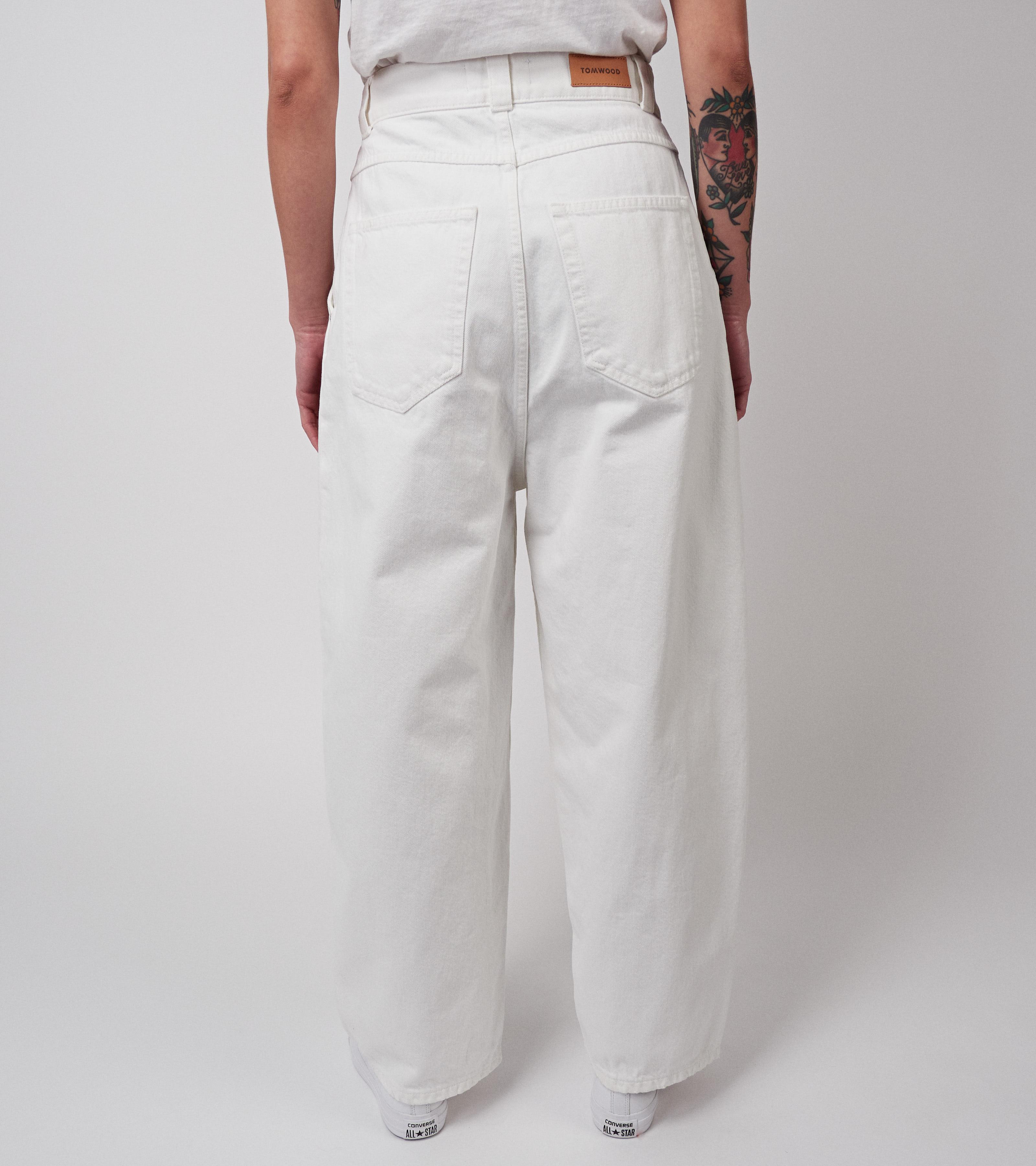 Vanessa Pants Vintage White