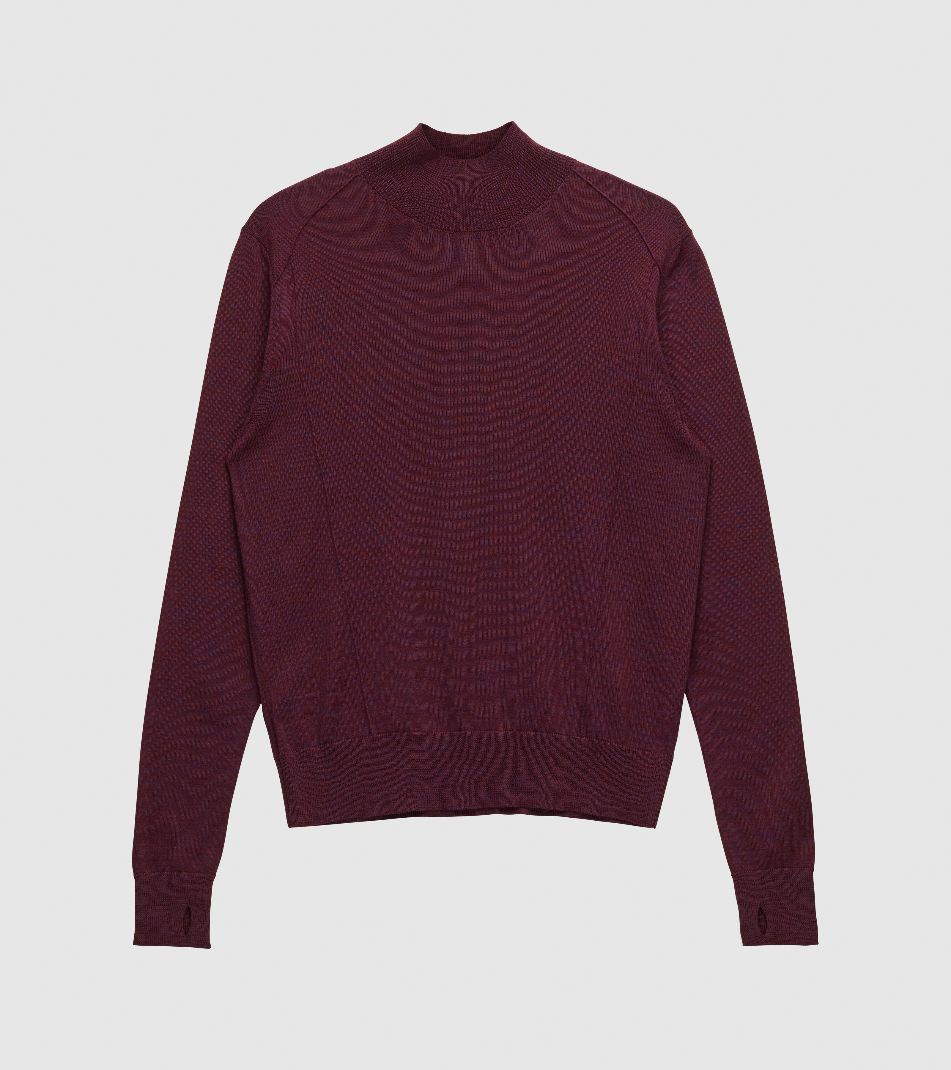 Nova Sweater Aubergine
