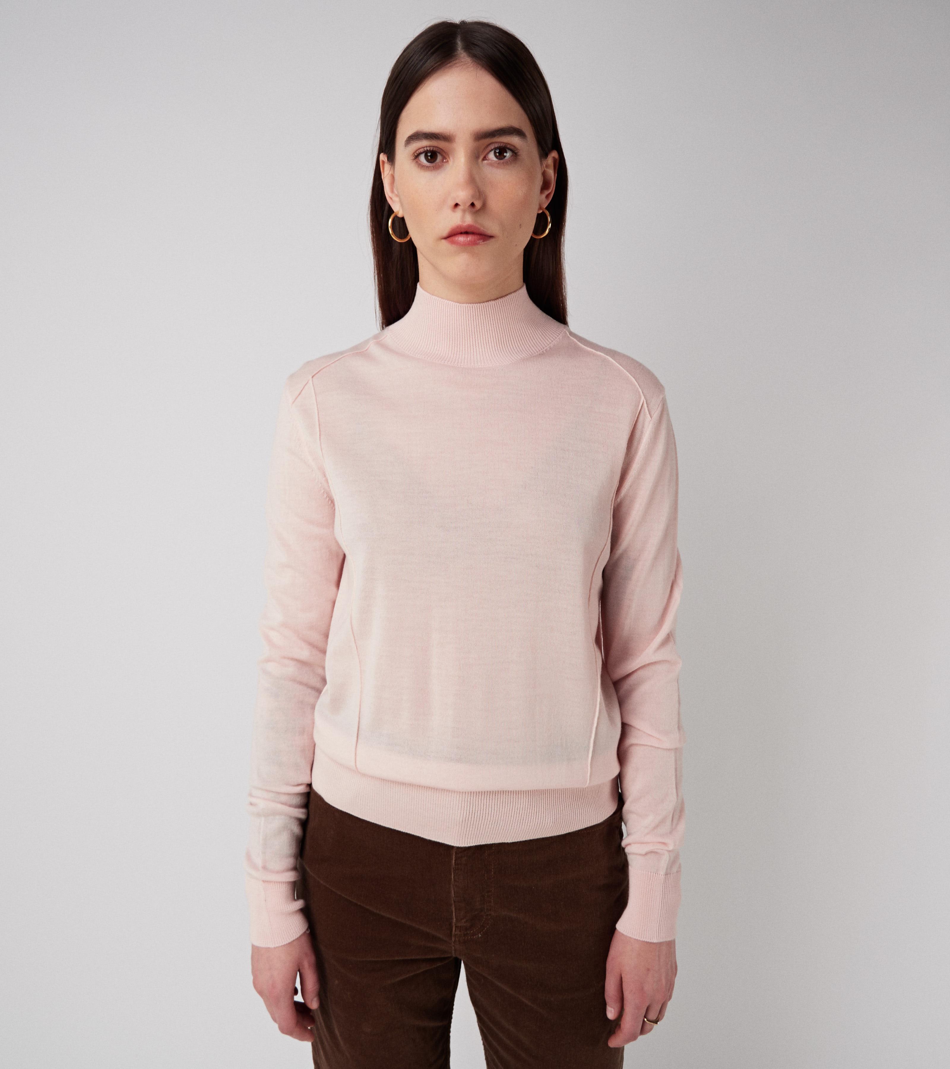 Nova Sweater Light Pink