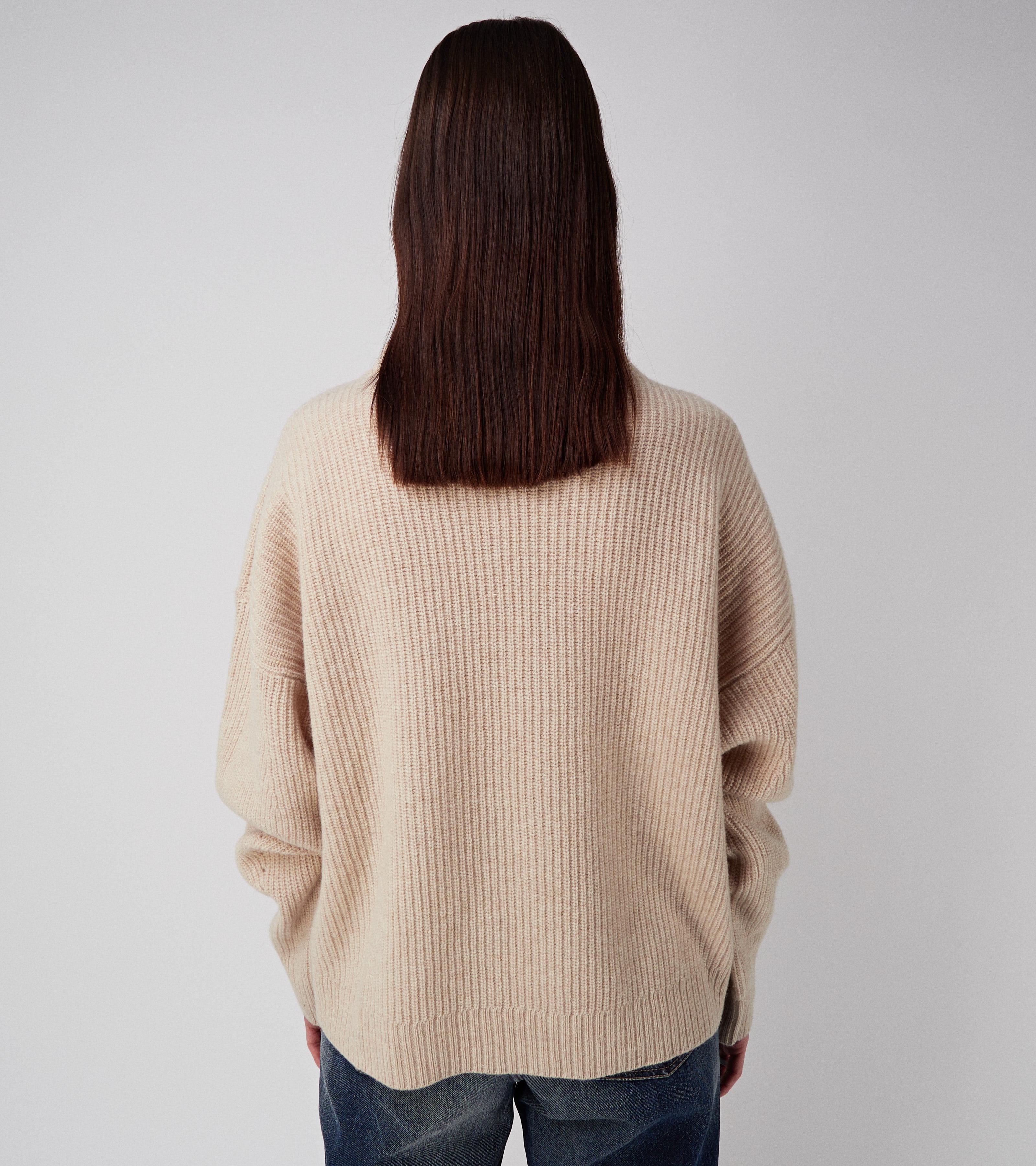 Kara Oversized Sweater Cream