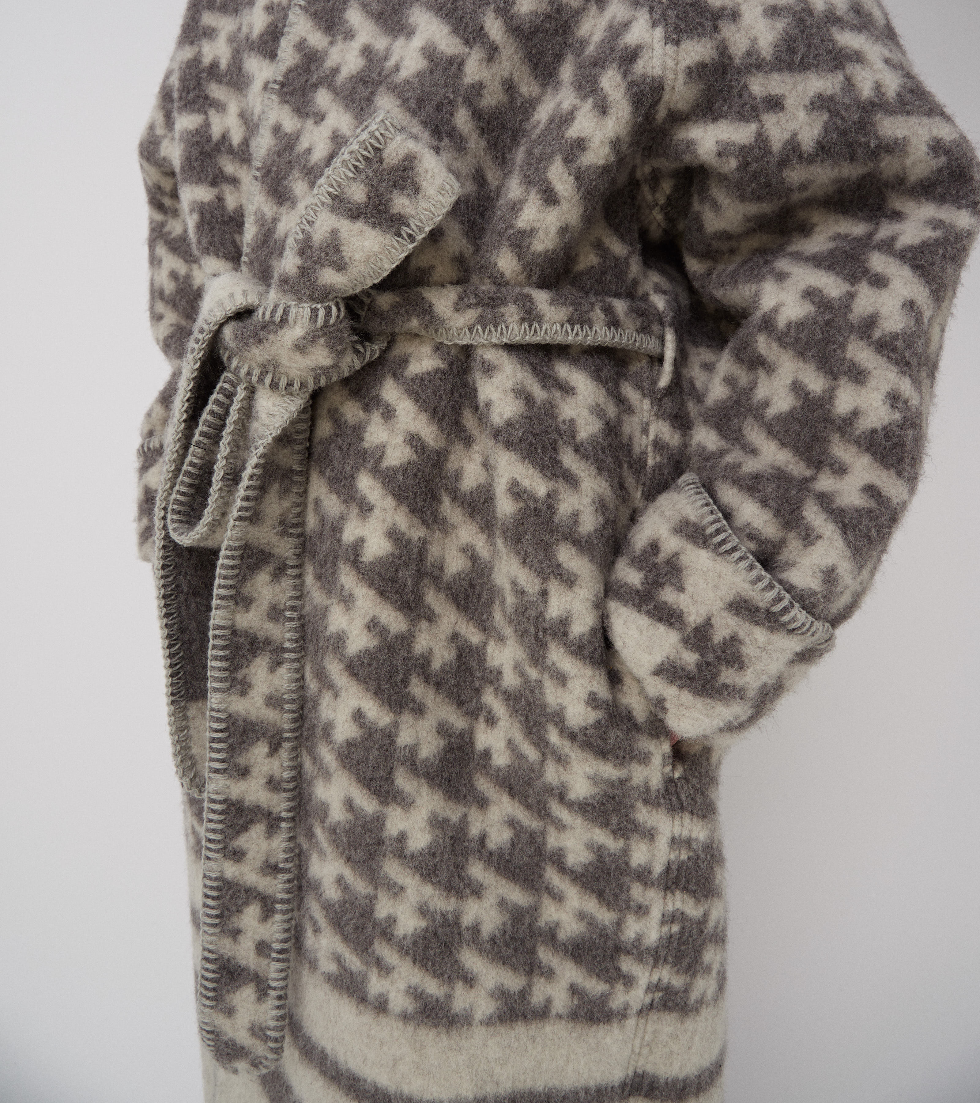 Vilja Coat Grey