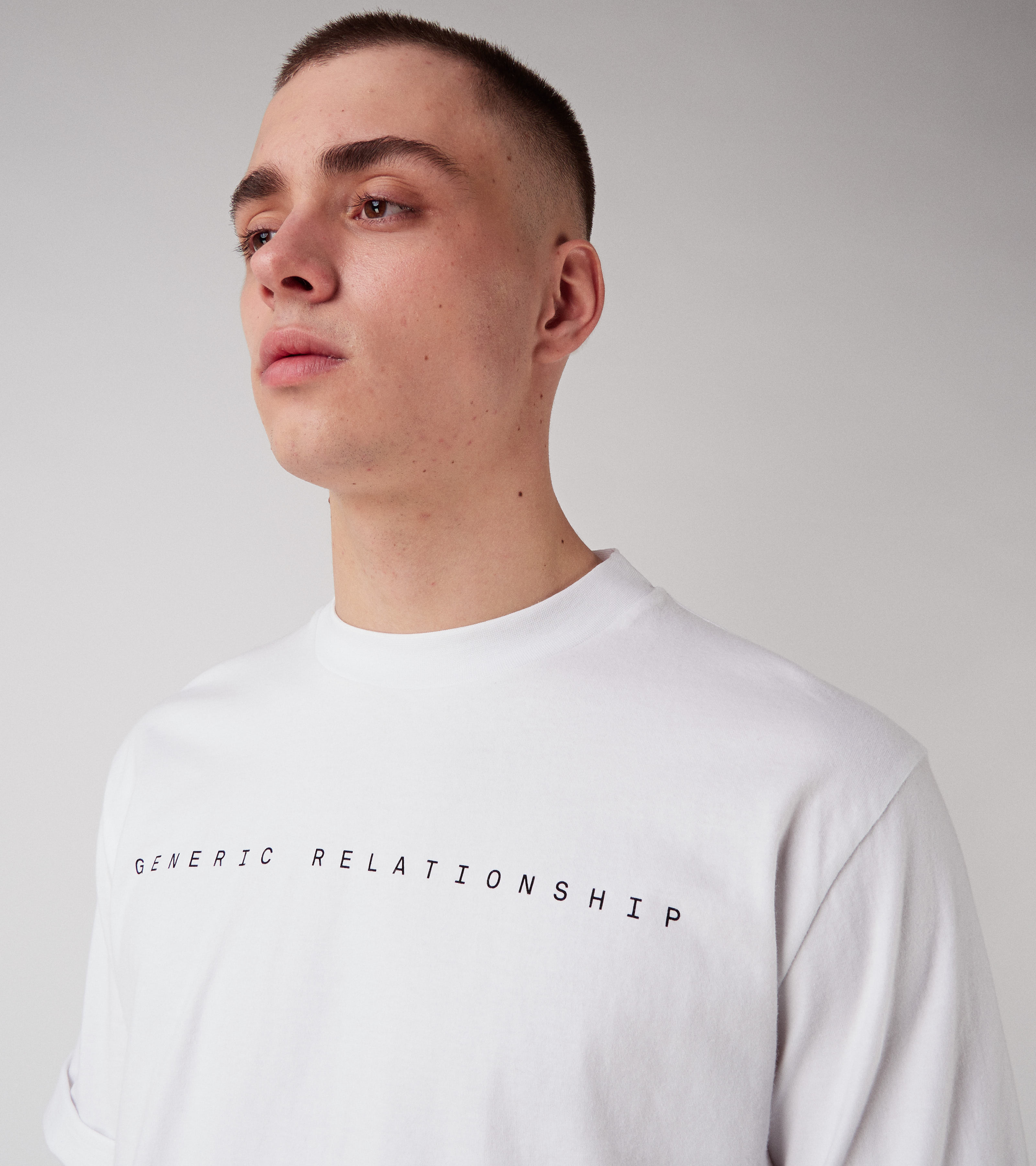 Generic Comfy Tee Virgin White
