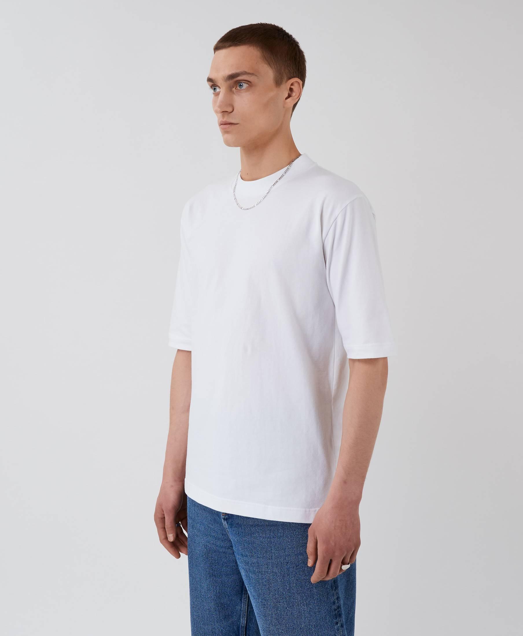 Comfy Tee Virgin White
