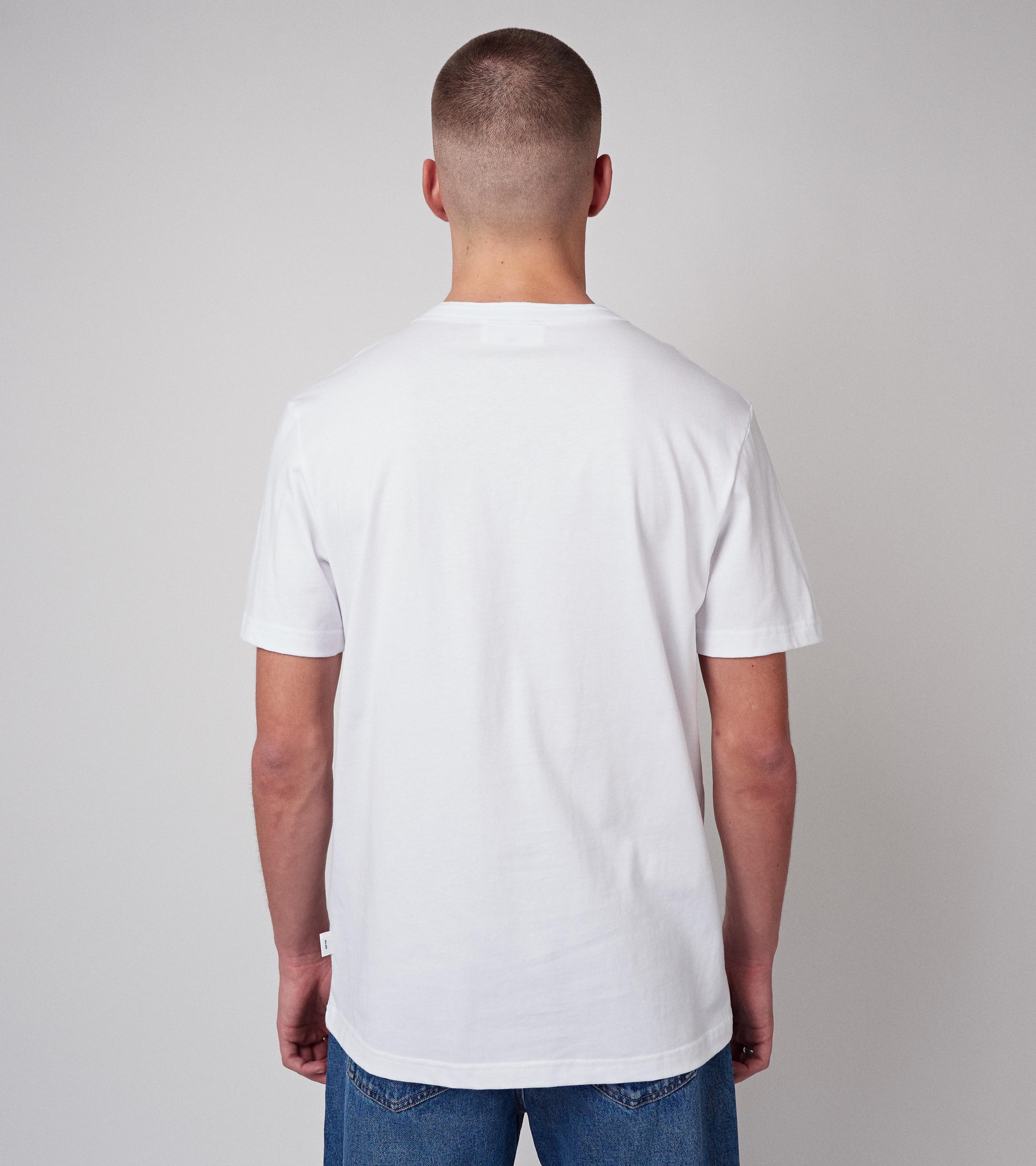 Dan Tee Virgin White