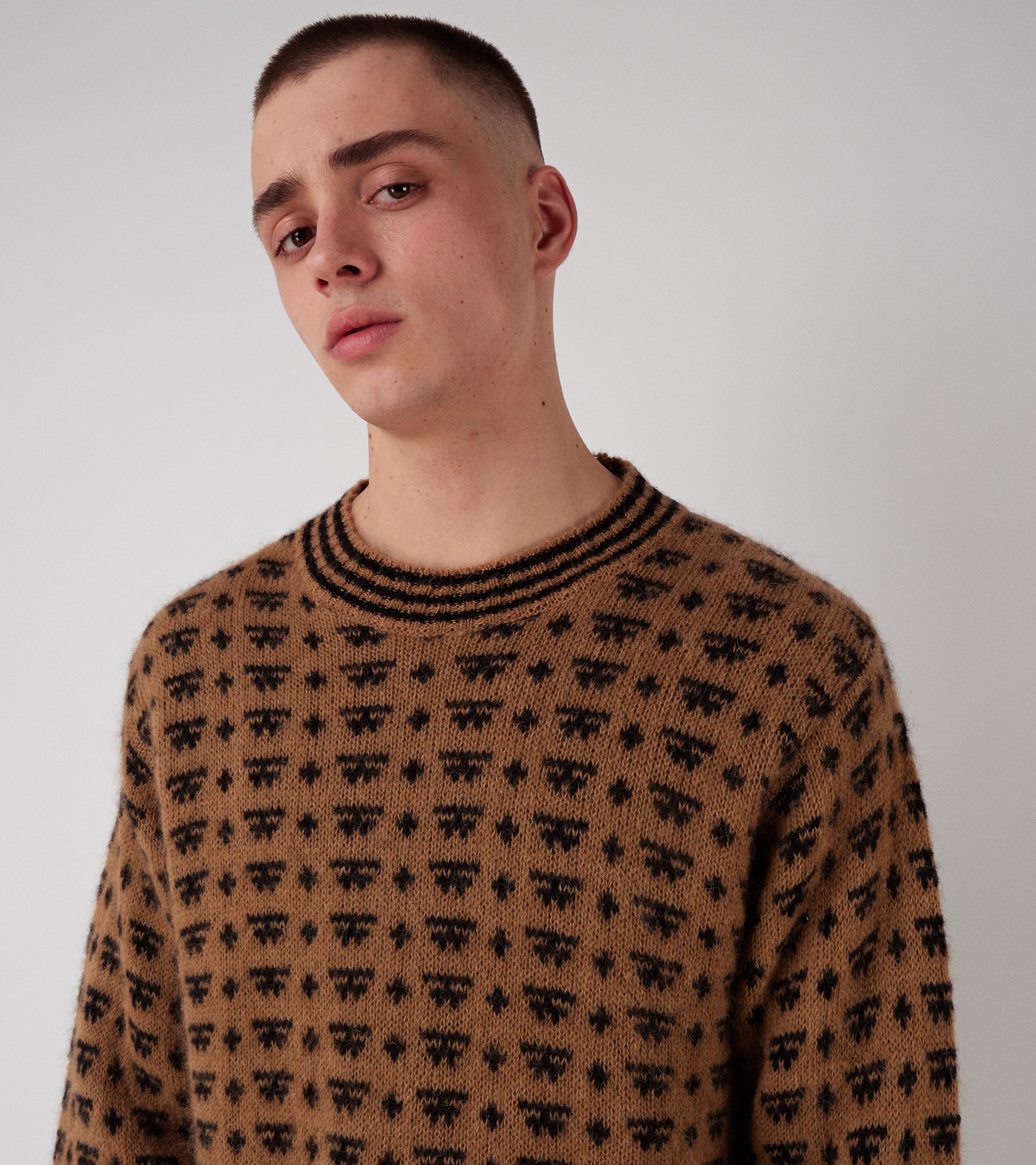 James Knit Camel