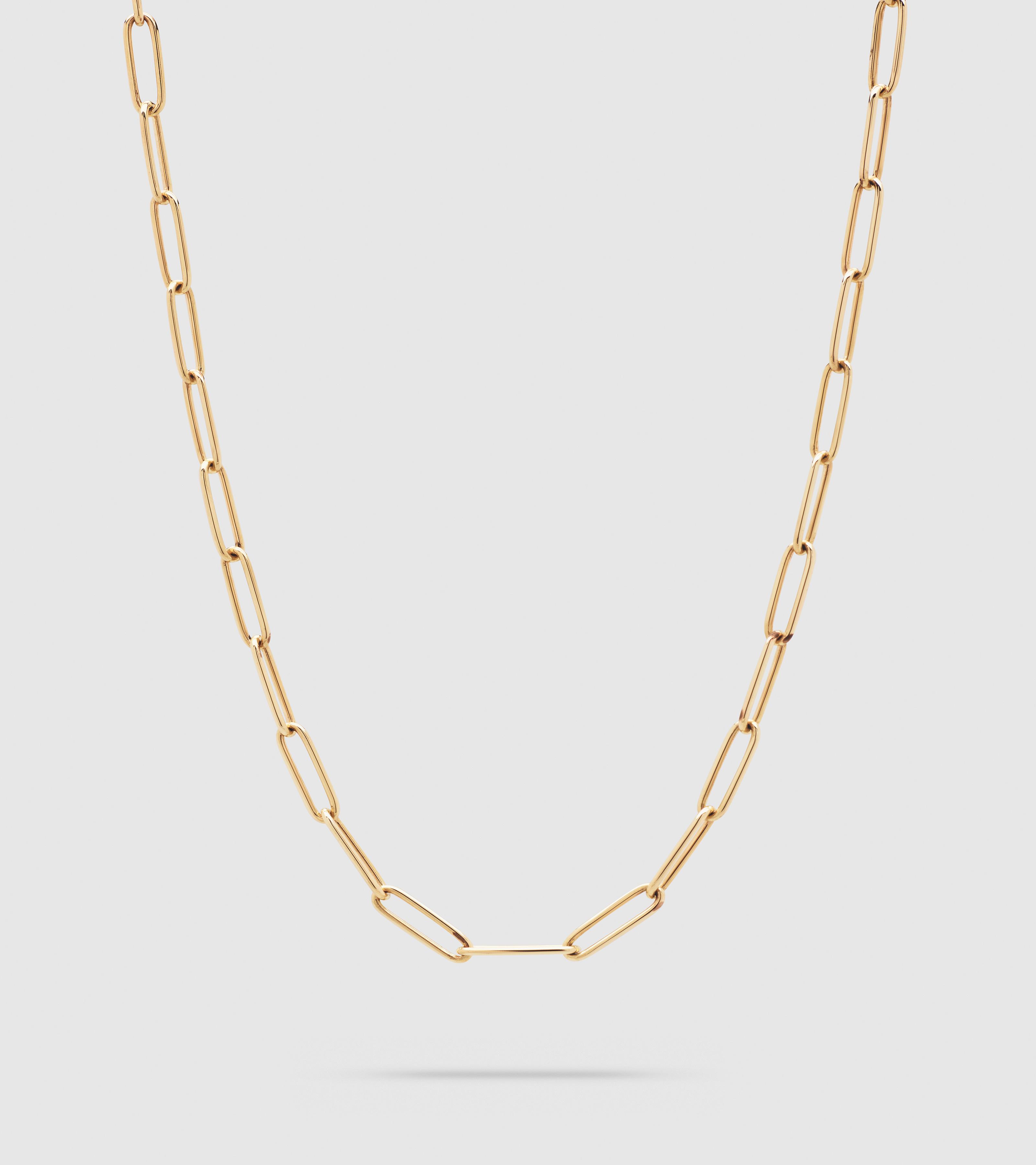 Box Chain Gold