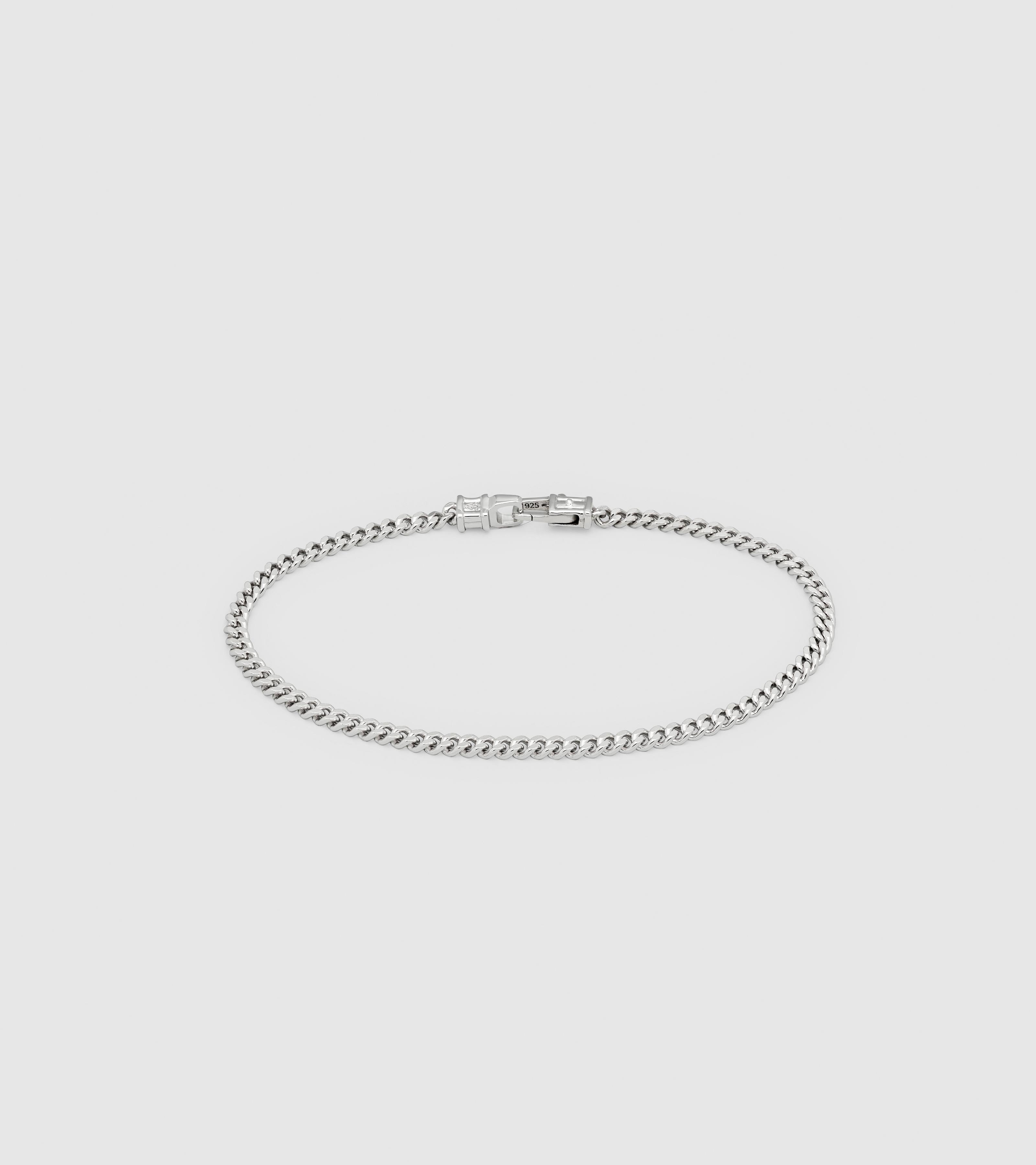Curb Bracelet M