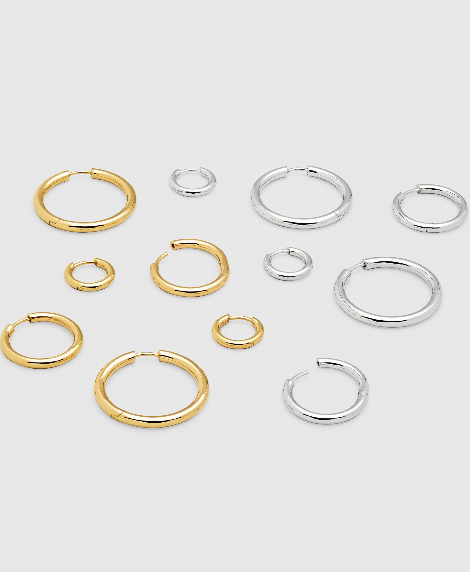 Classic Hoops Large