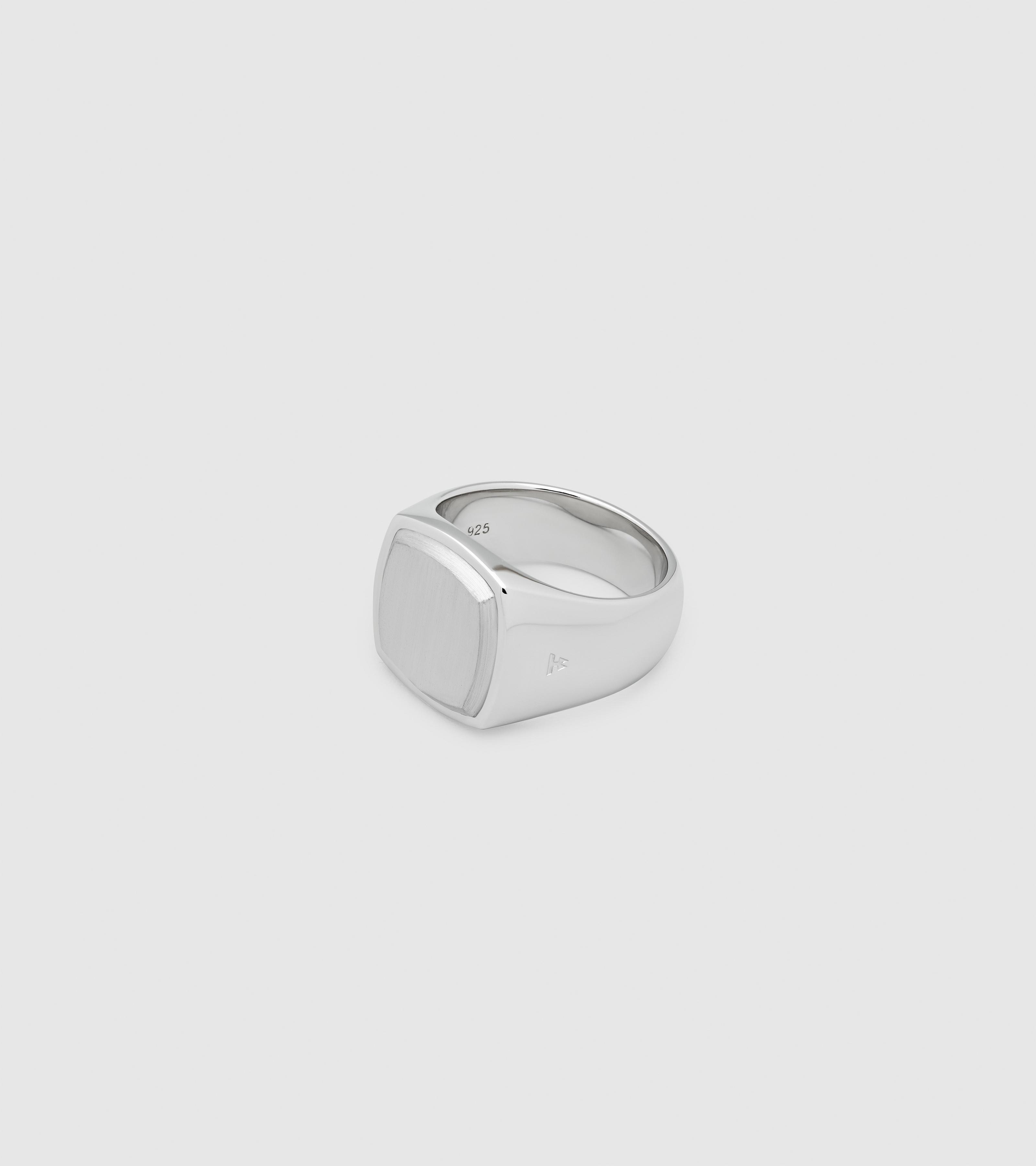 Cushion Silver Top