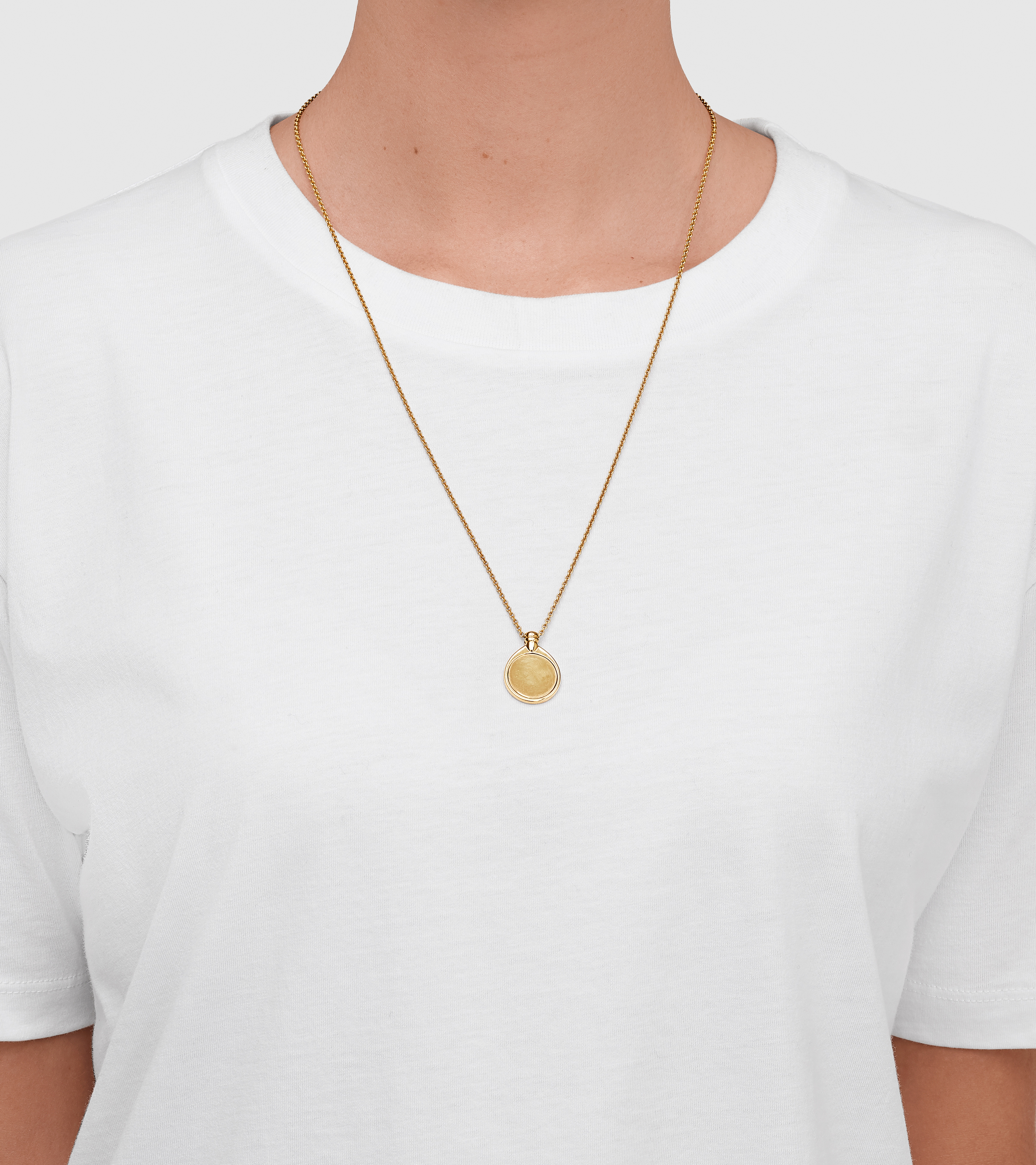 Tommy Pendant Gold