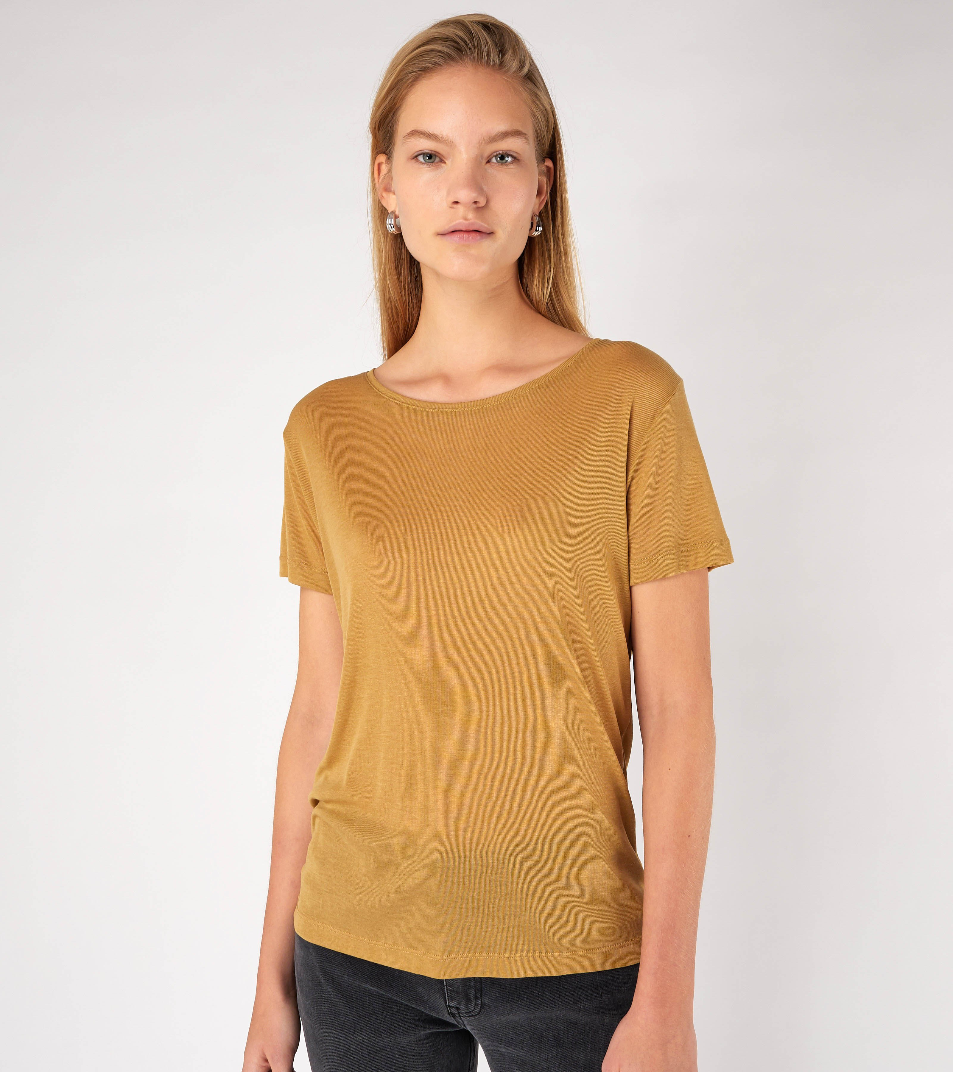 Pick Up Tee Camel