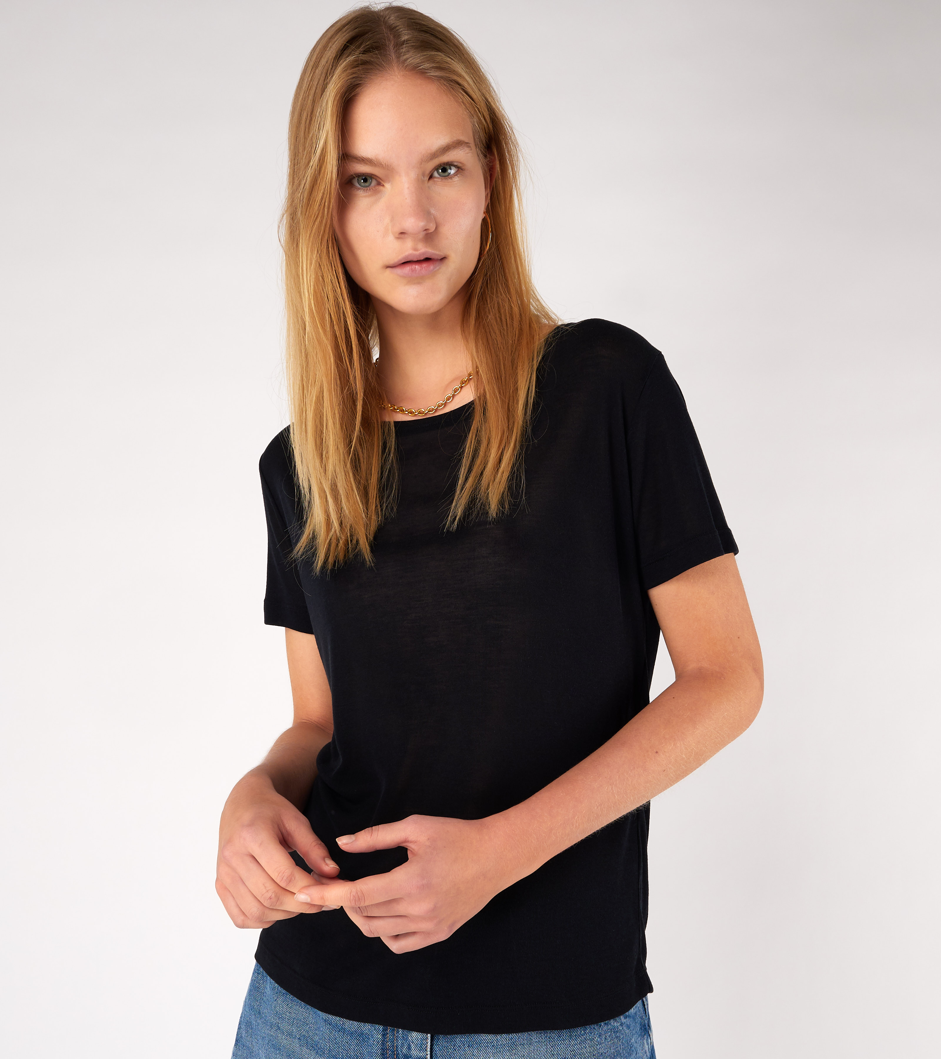 Pick Up Tee Pistol Black
