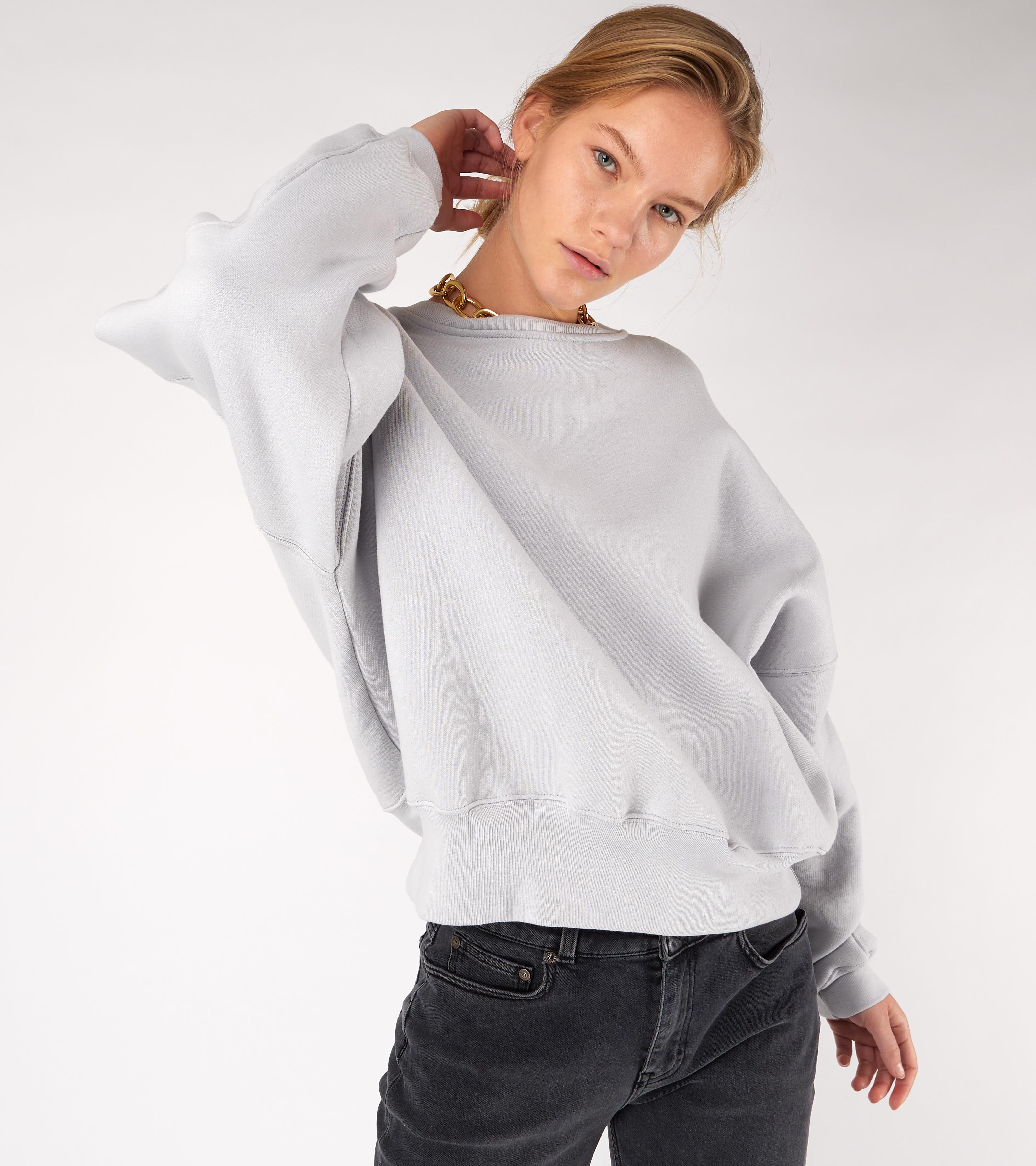 Call Me Sweater Cloud Grey