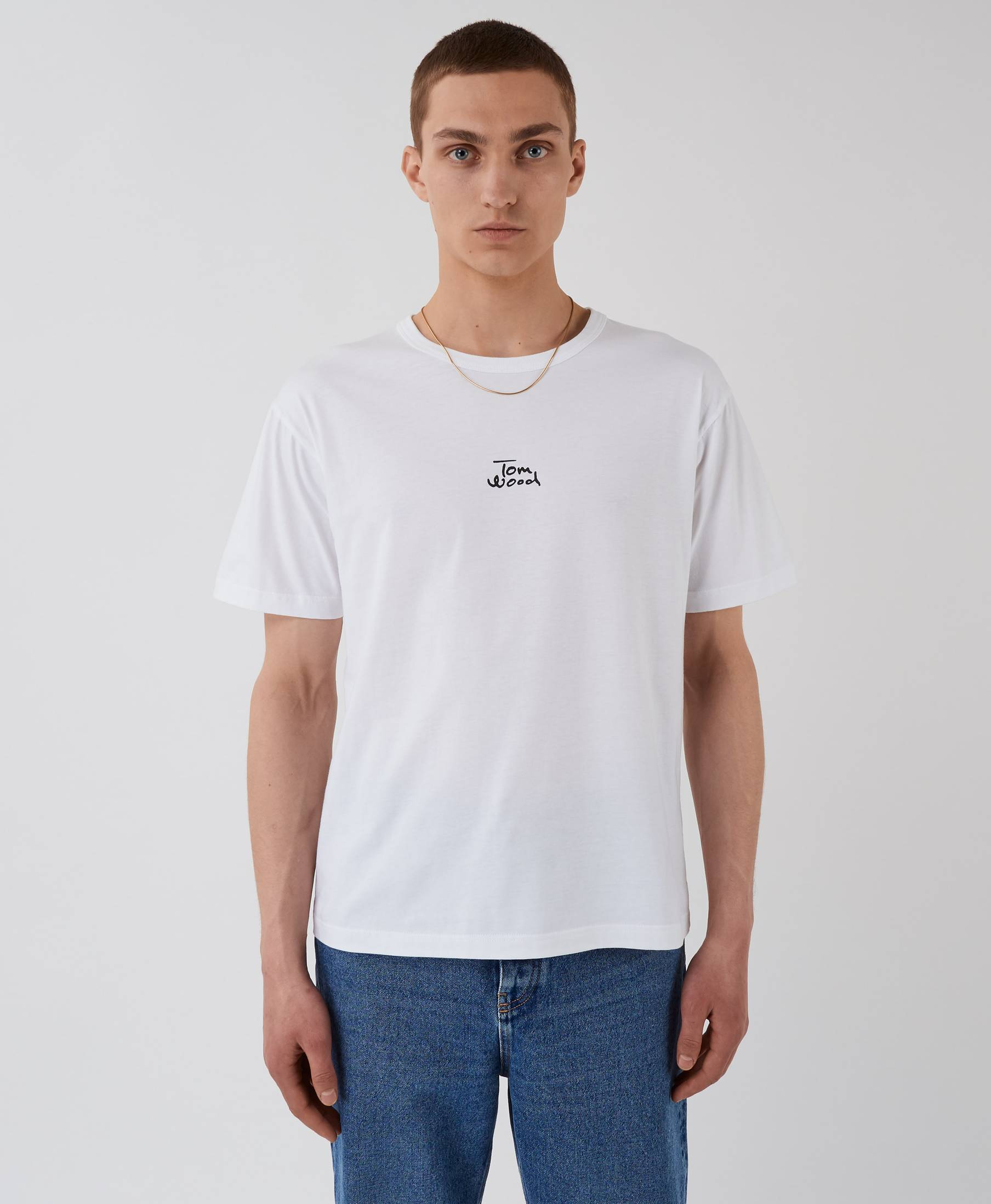 Changes Tee Virgin White